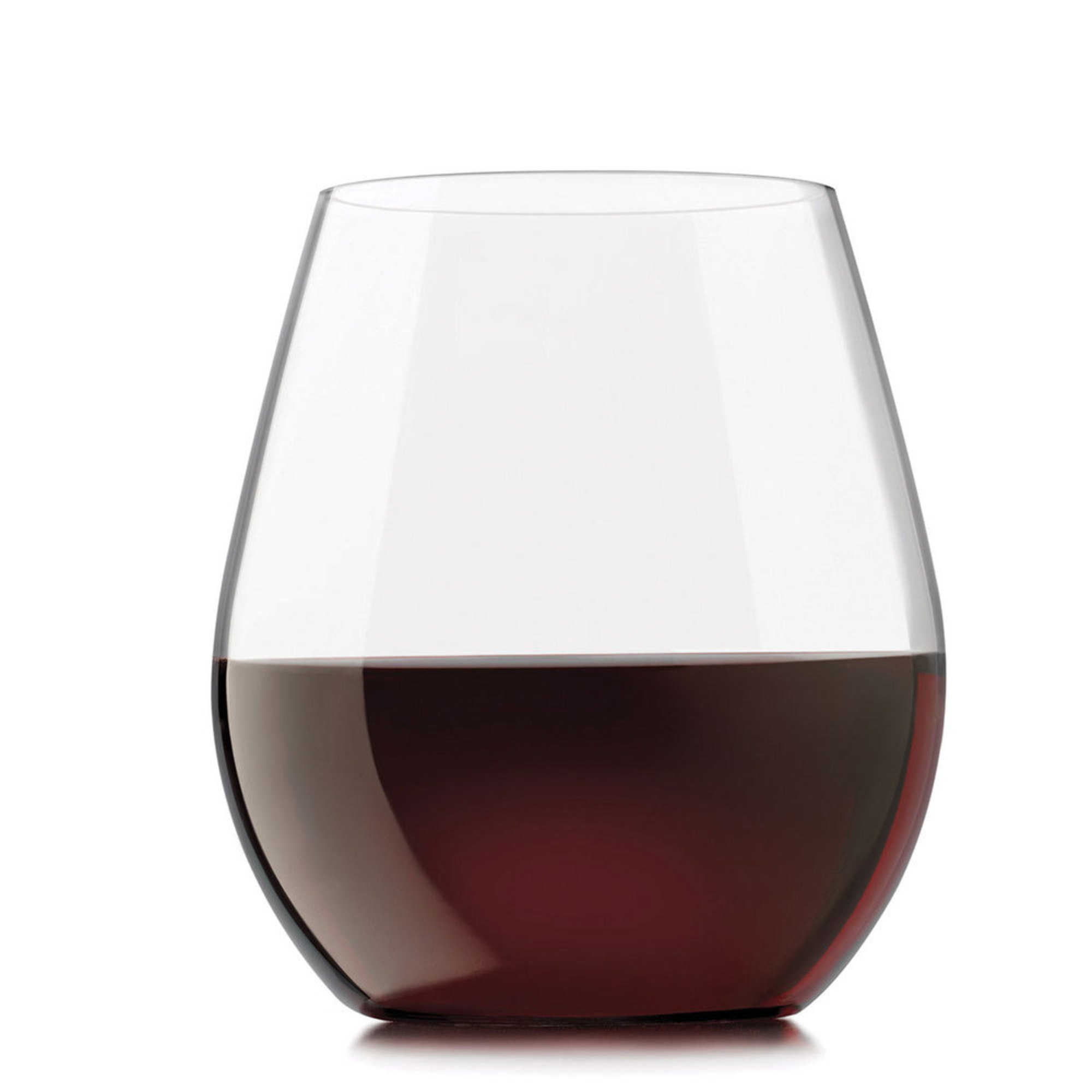 Libbey Kentfield Stemless Red Wine Glasses, Set Of 4