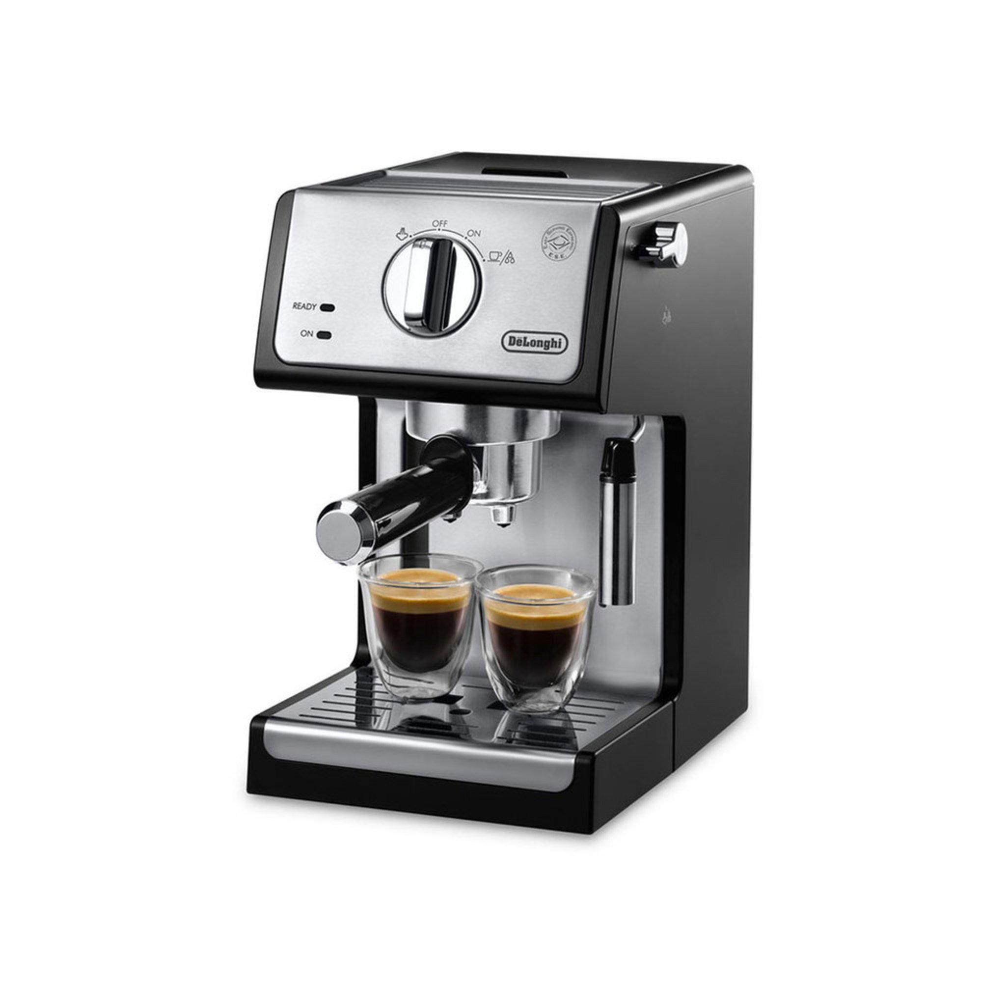 Navy Coffee Maker ~ De longhi bar pump coffee espresso maker ecp