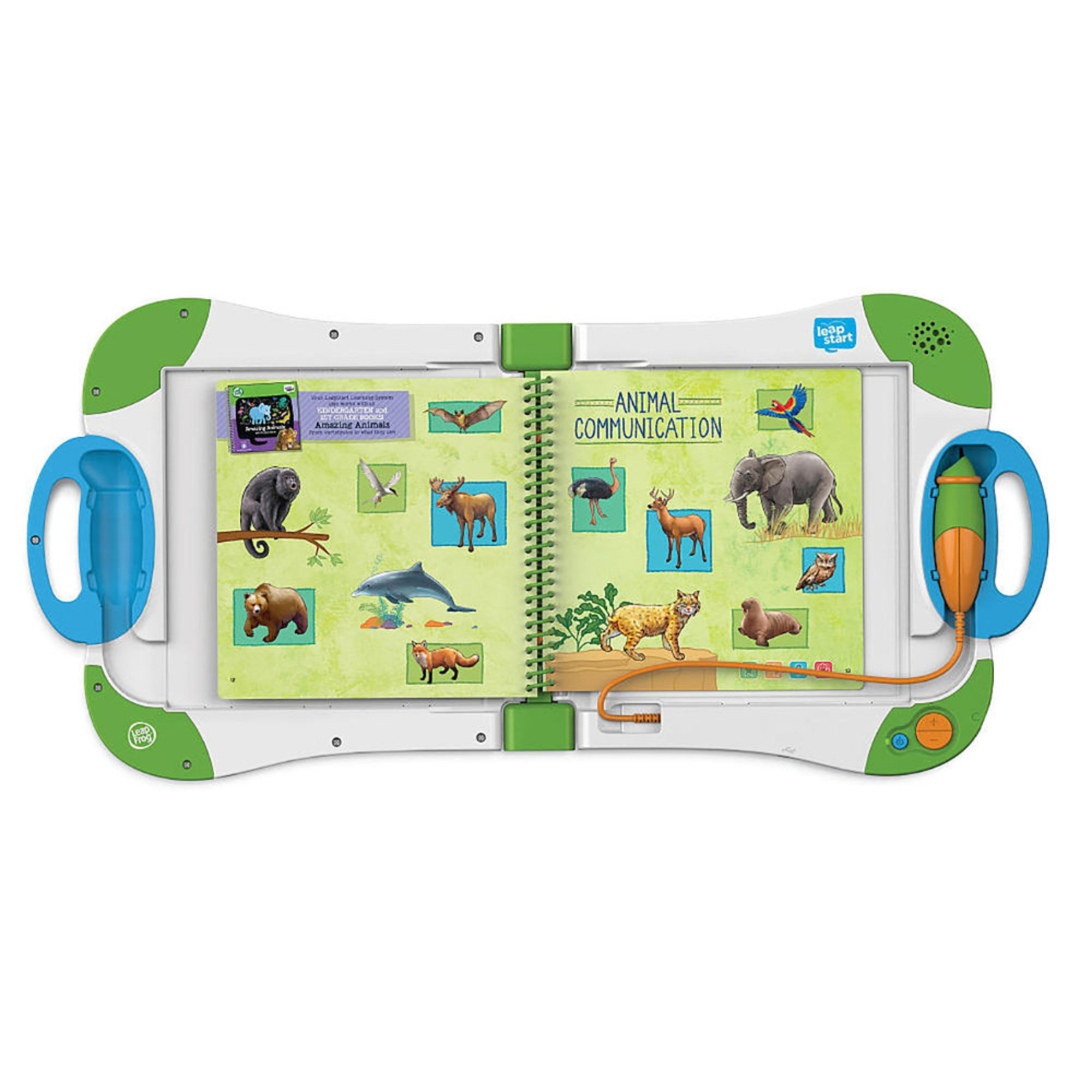 Leapstart Preschool Interactive Learning System Early