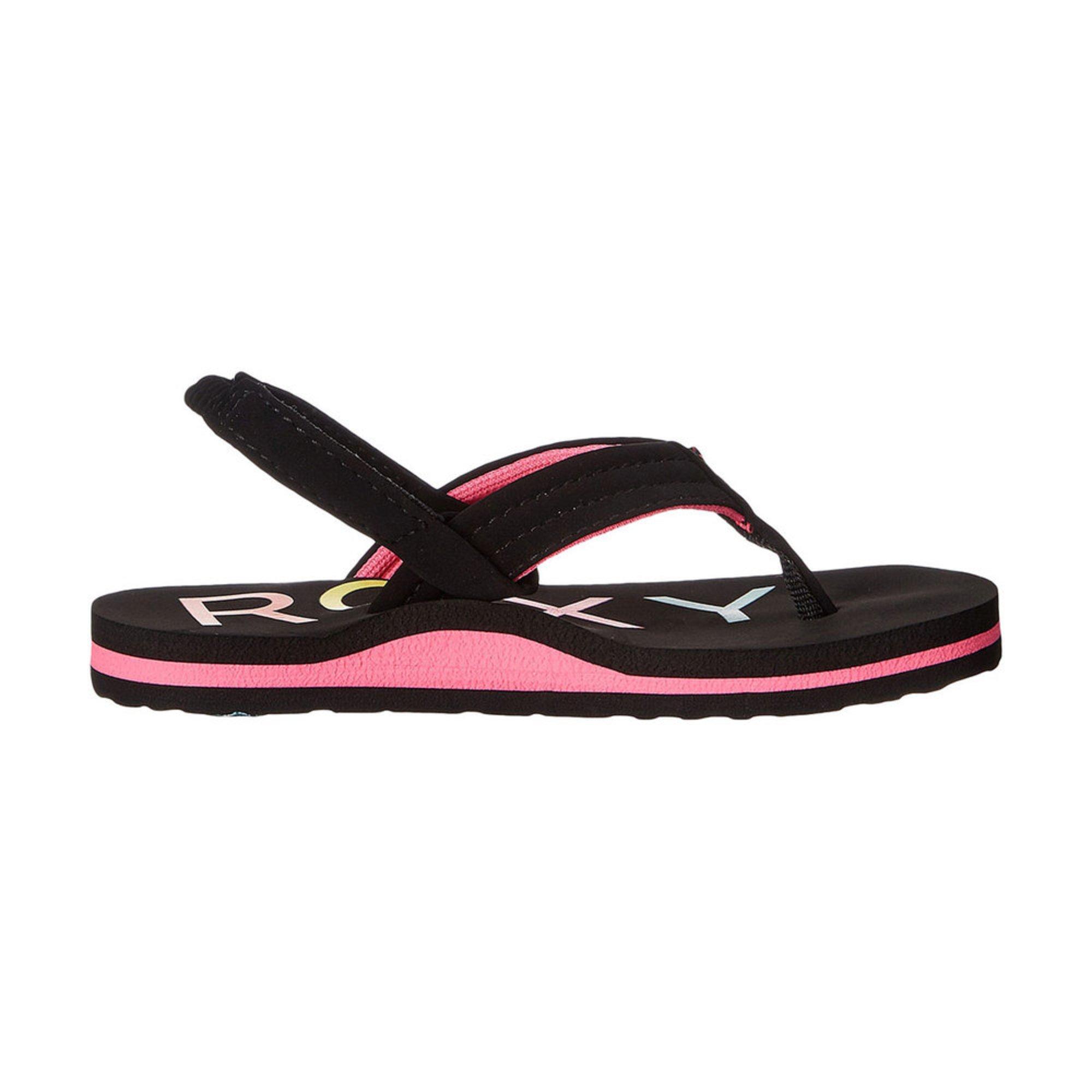 c9b51e33c Roxy Girls Vista Ii Sandal (toddler little Kid)