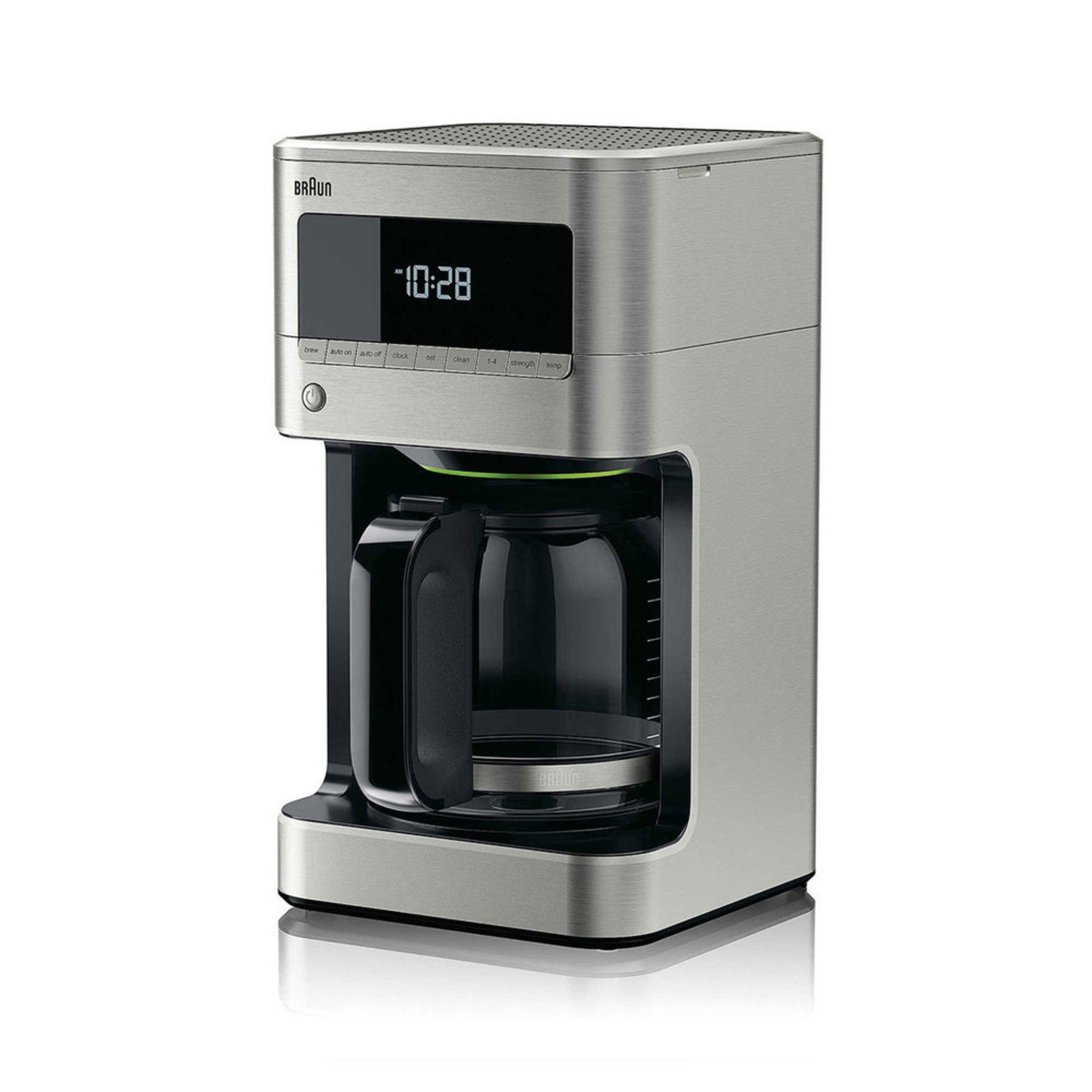 Braun Coffee Maker Official Website : Braun Brewsense Drip Coffee Maker (kf7150bk) Coffee Makers For The Home - Shop Your Navy ...