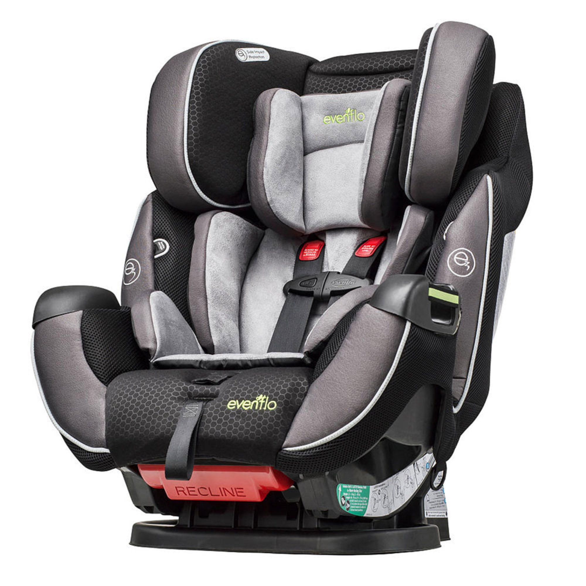 evenflo symphony 65 dlx convertible car seat paramount convertible car seats baby kids. Black Bedroom Furniture Sets. Home Design Ideas