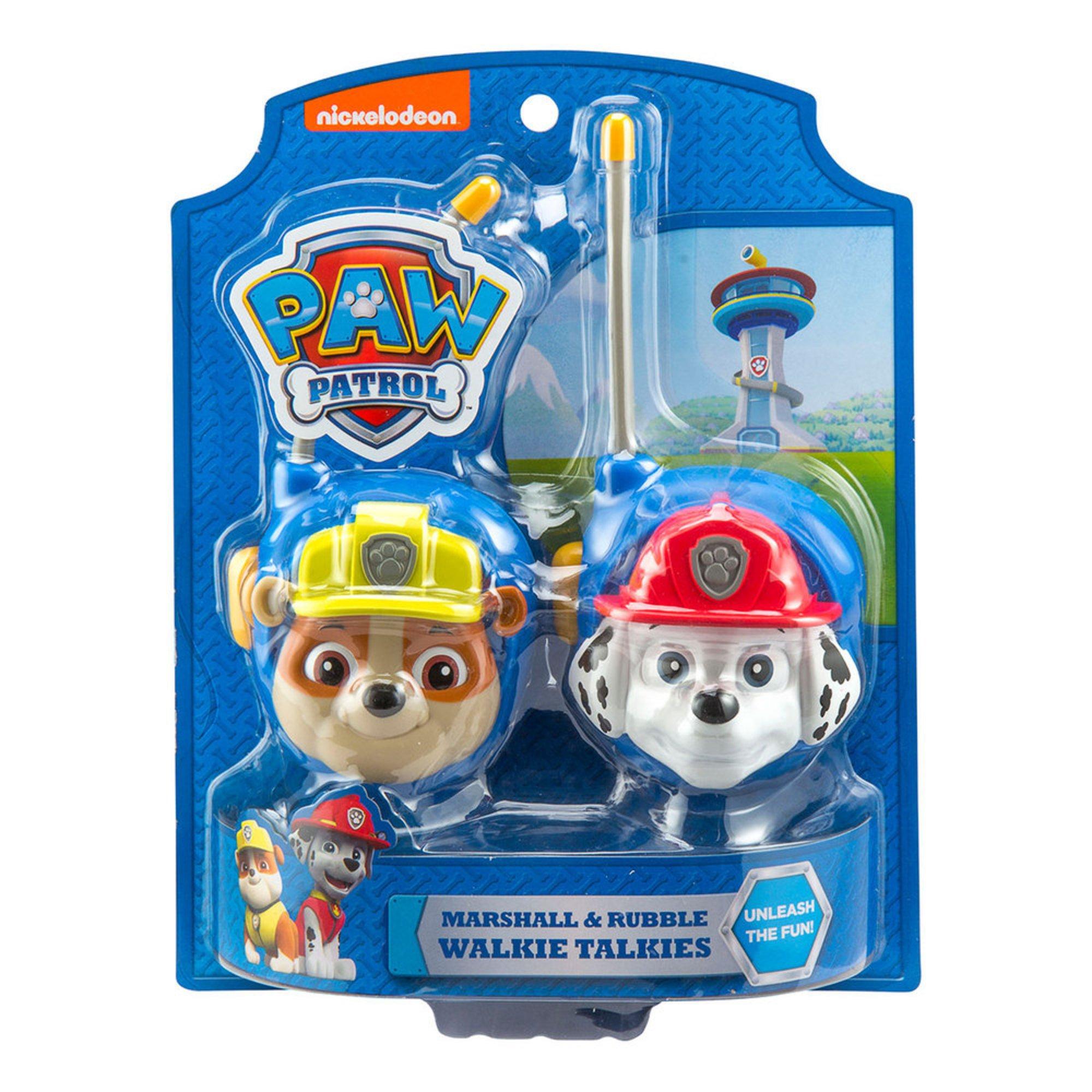 Paw Patrol Walkie Talkies | Early Learning Toys
