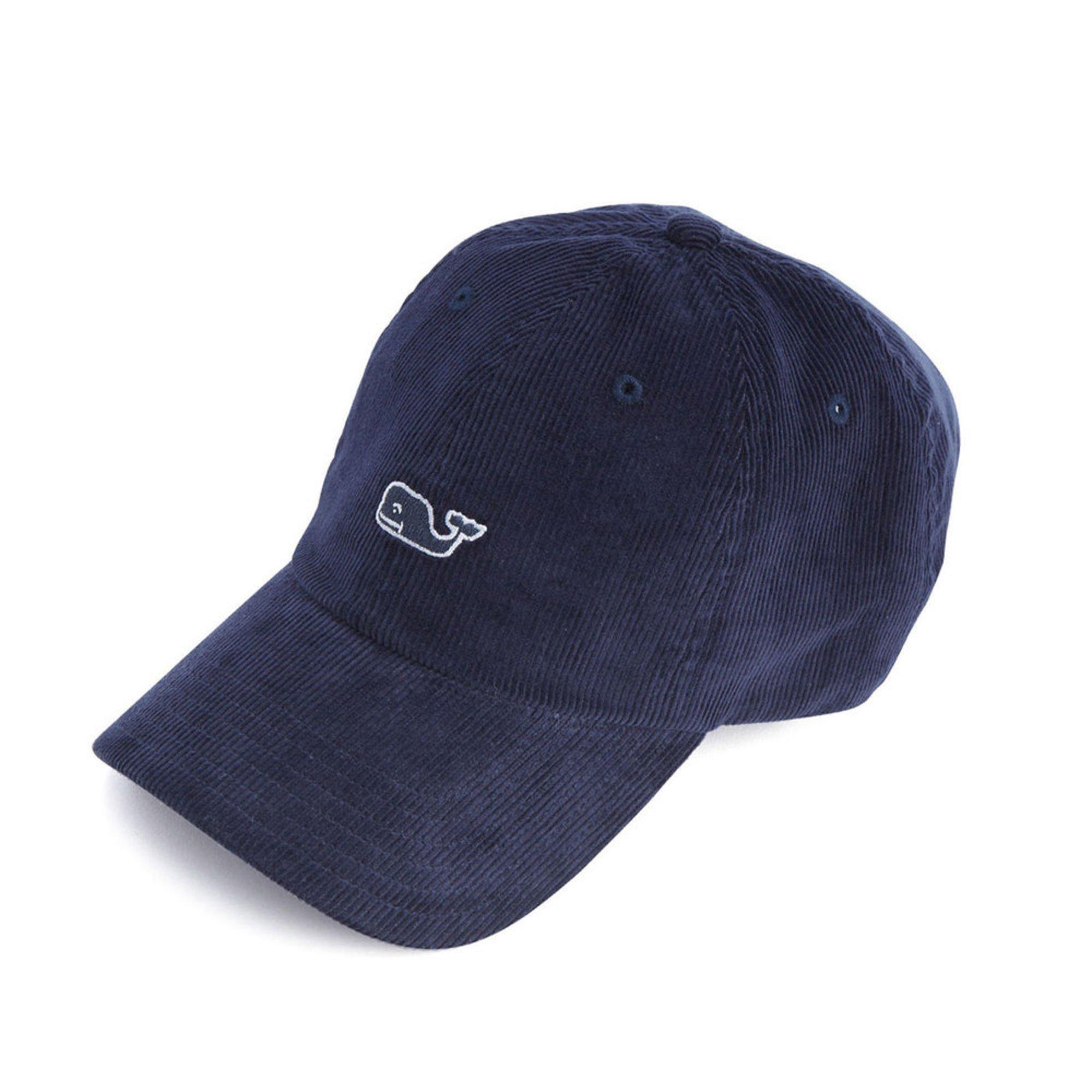 vineyard vines s corduroy baseball hat s