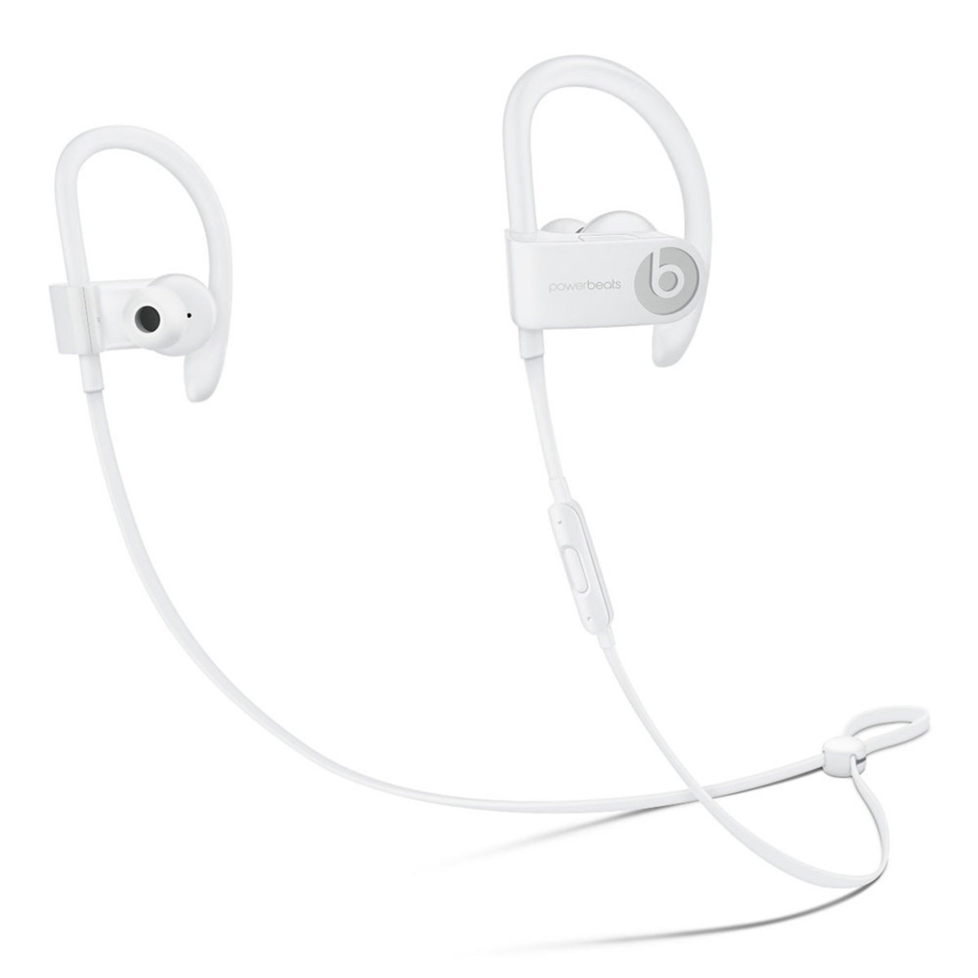 Beats By Dr. Dre Powerbeats 3 Wireless Headphones - White (ml8w2ll a ... 970987523a