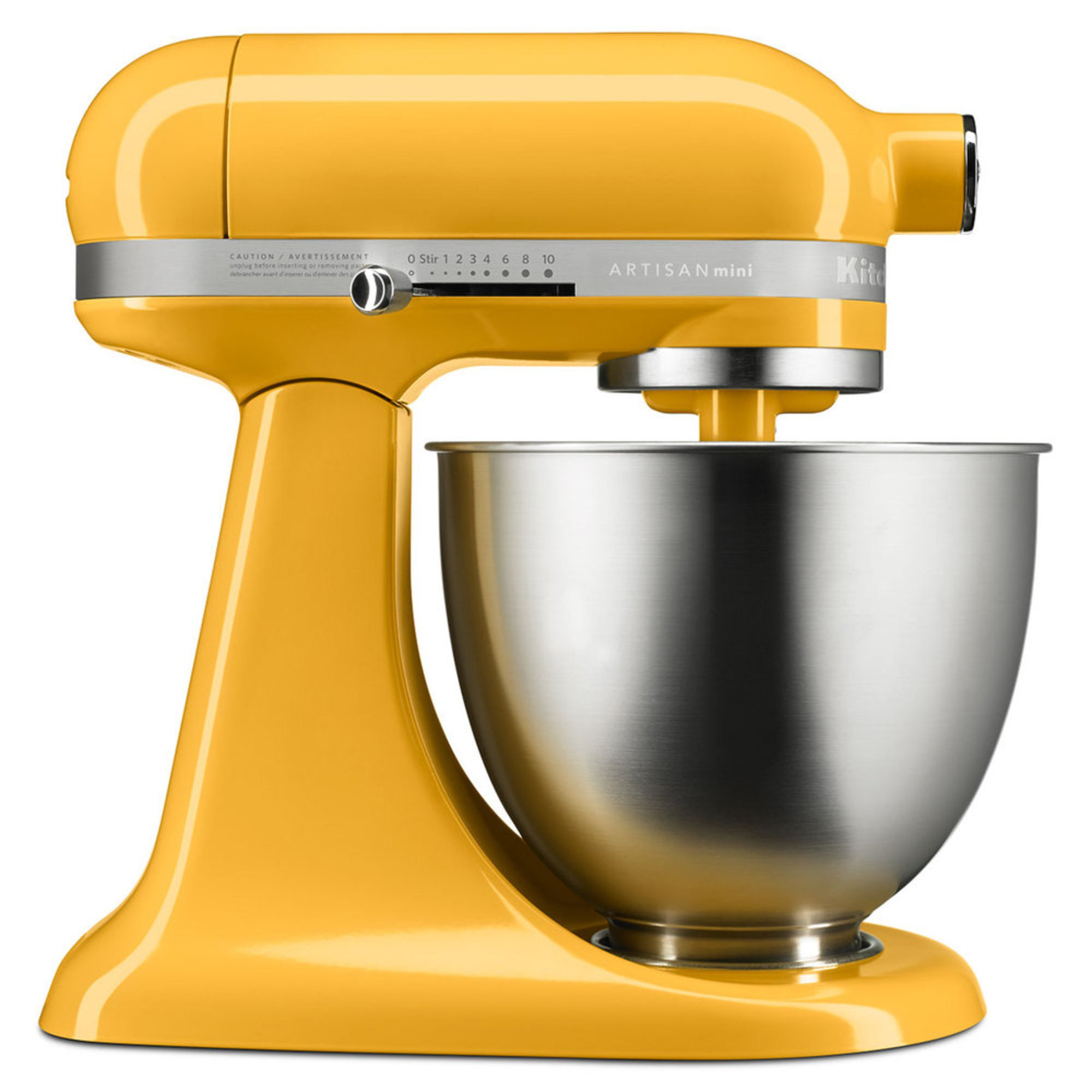 kitchenaid artisan mini 3 5 quart stand mixer orange sorbet ksm3311xbf stand mixers for. Black Bedroom Furniture Sets. Home Design Ideas
