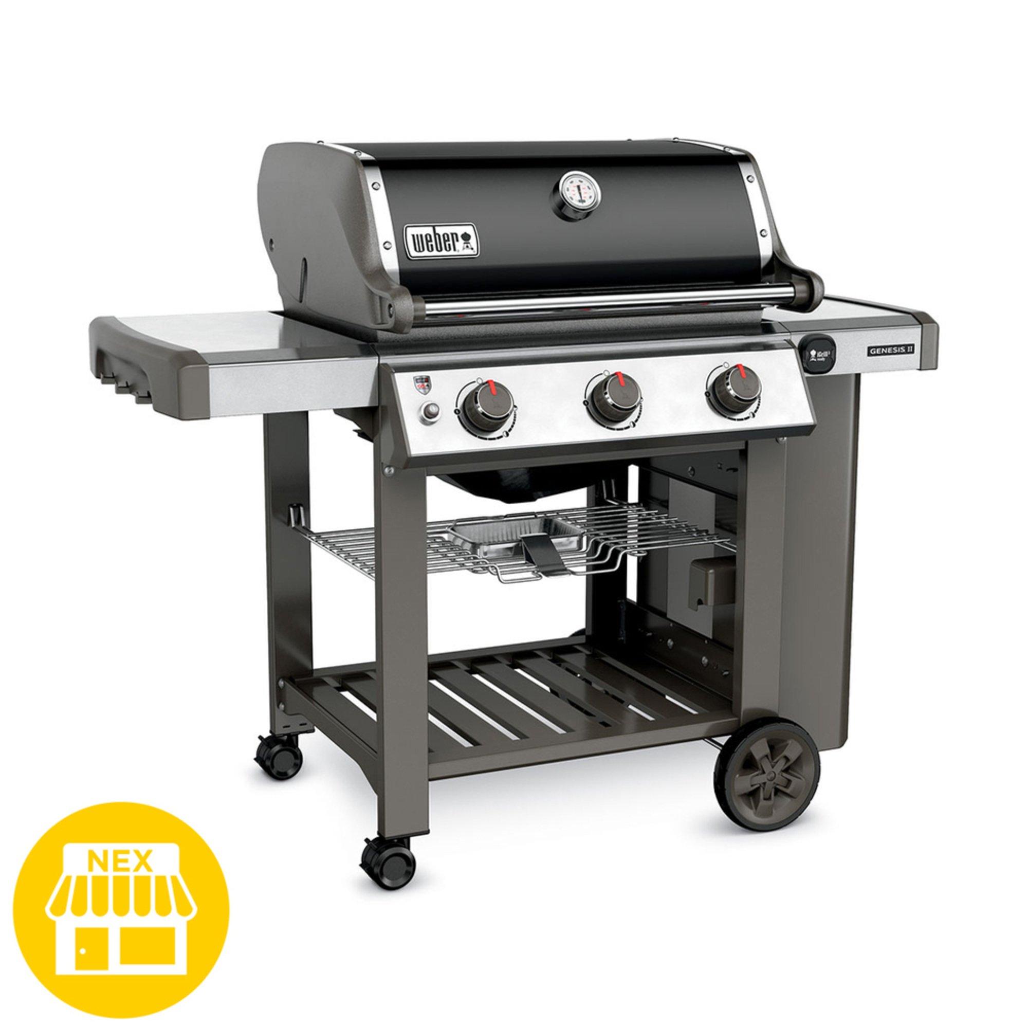 Lækker Weber Genesis Ii E-310 3-burner Lp Gas Grill | Gas Grills | For NE-72
