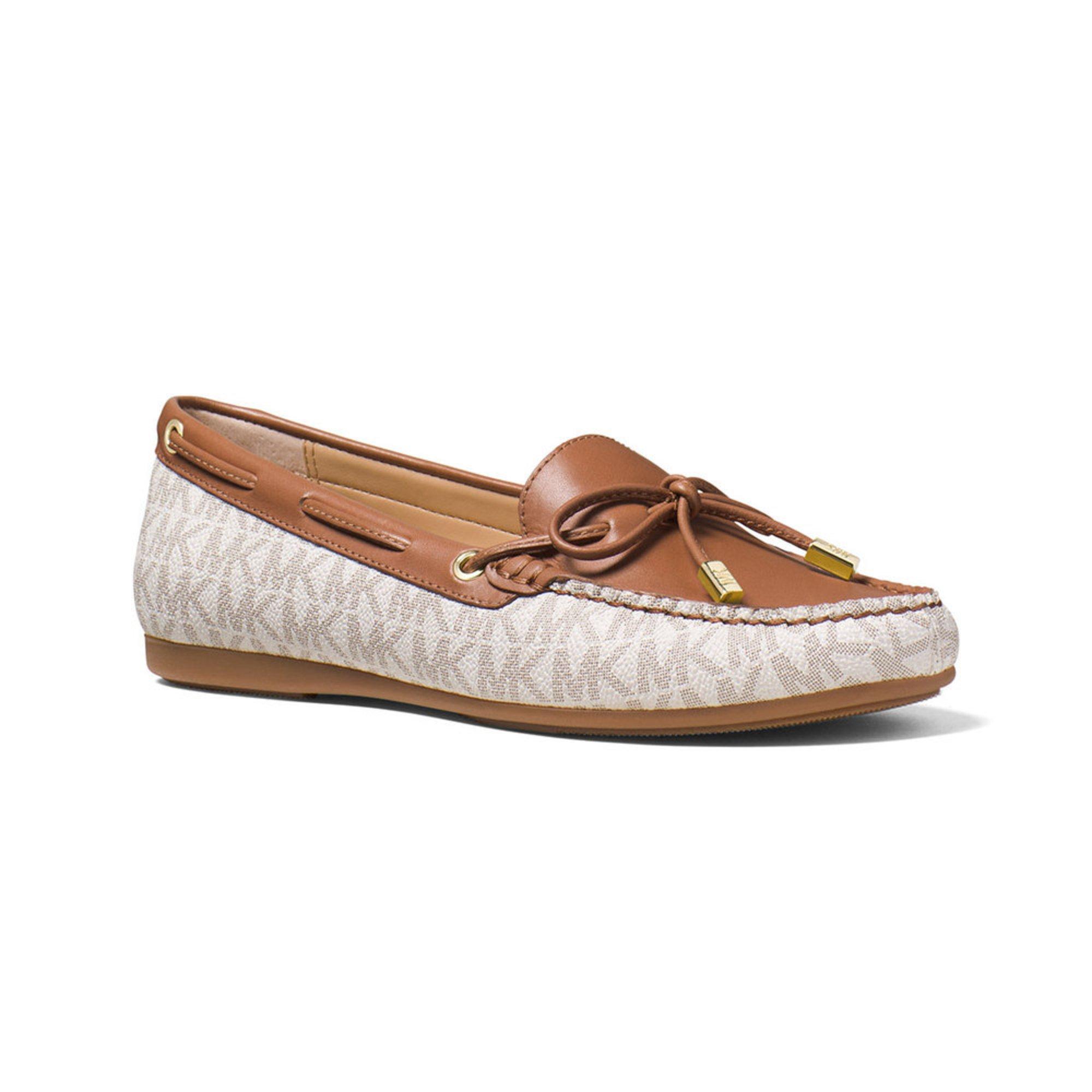 michael kors sutton moc s slip on shoe vanilla