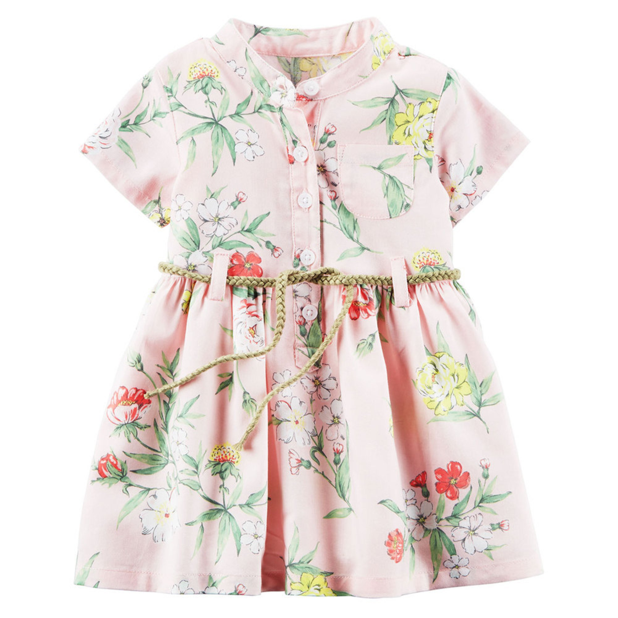 Choose Carter's any time you want to dress your little ones in the apparel that's adorable and practical. Discover the perfect play clothes including vibrant one-piece bodysuits, matching baby sets, coordinating separates and fun swimwear.