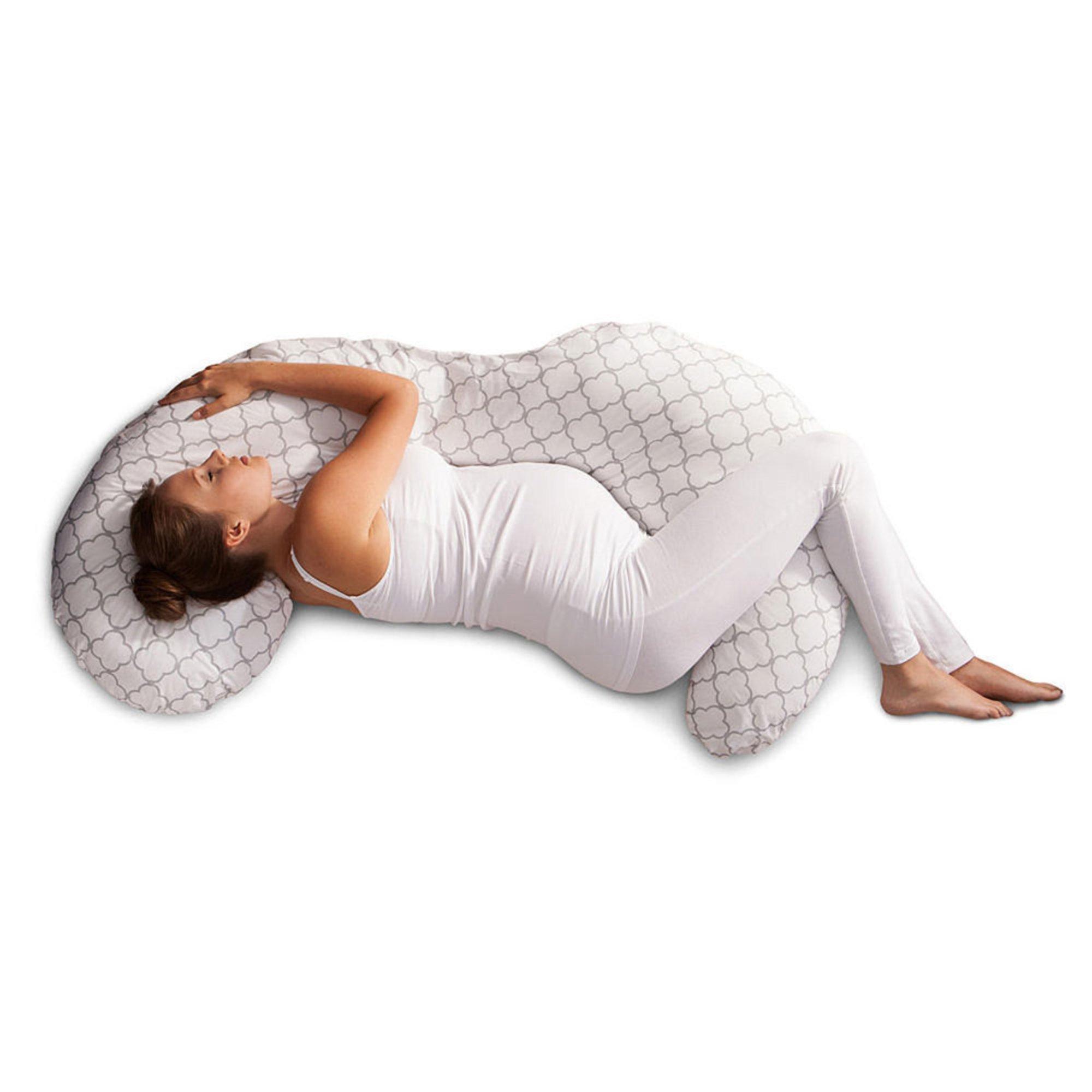 Boppy Multi Use Total Body Pillow Trellis Feeding Pillows Baby