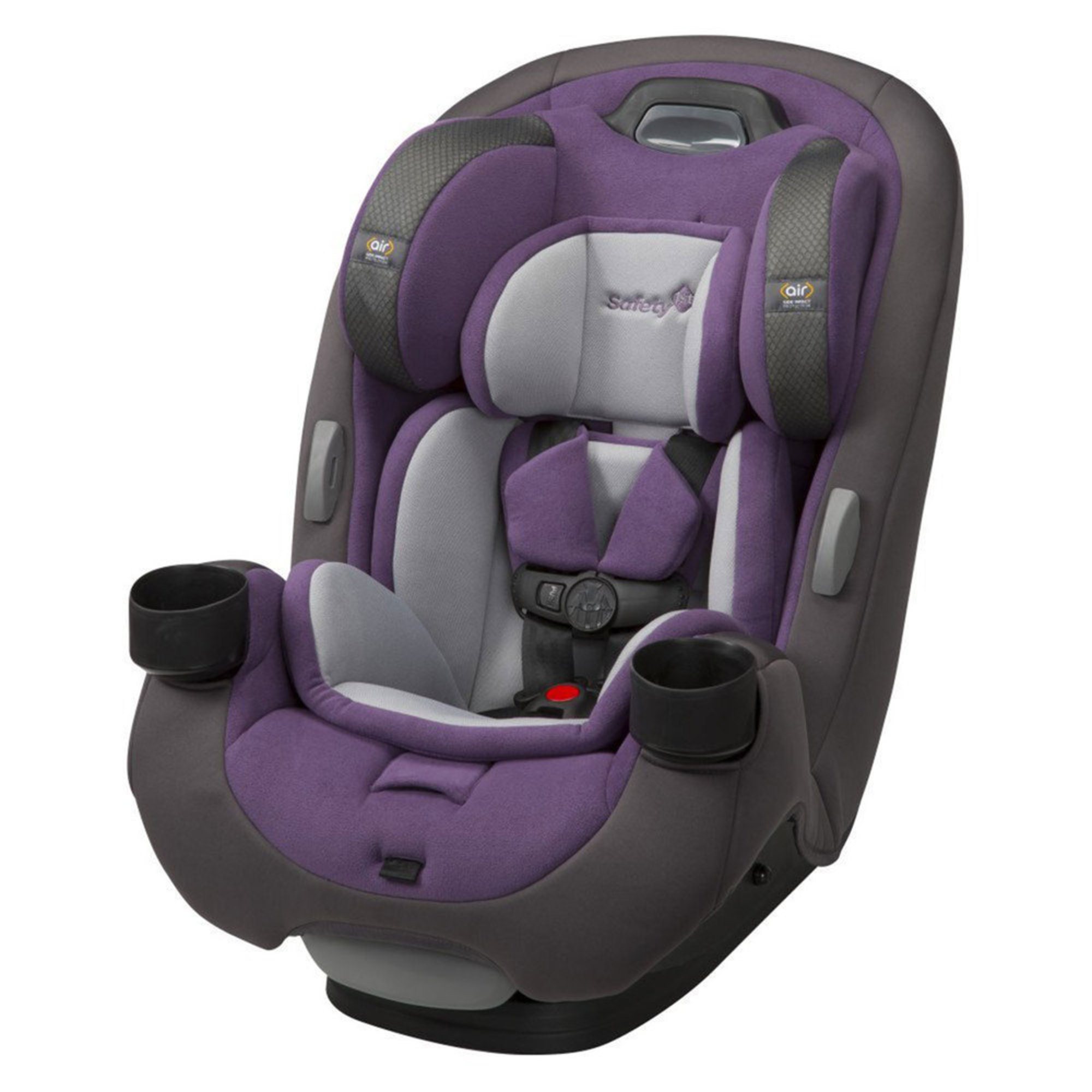 safety 1st grow go ex air 3 in 1 convertible car seat royal grape convertible car seats. Black Bedroom Furniture Sets. Home Design Ideas