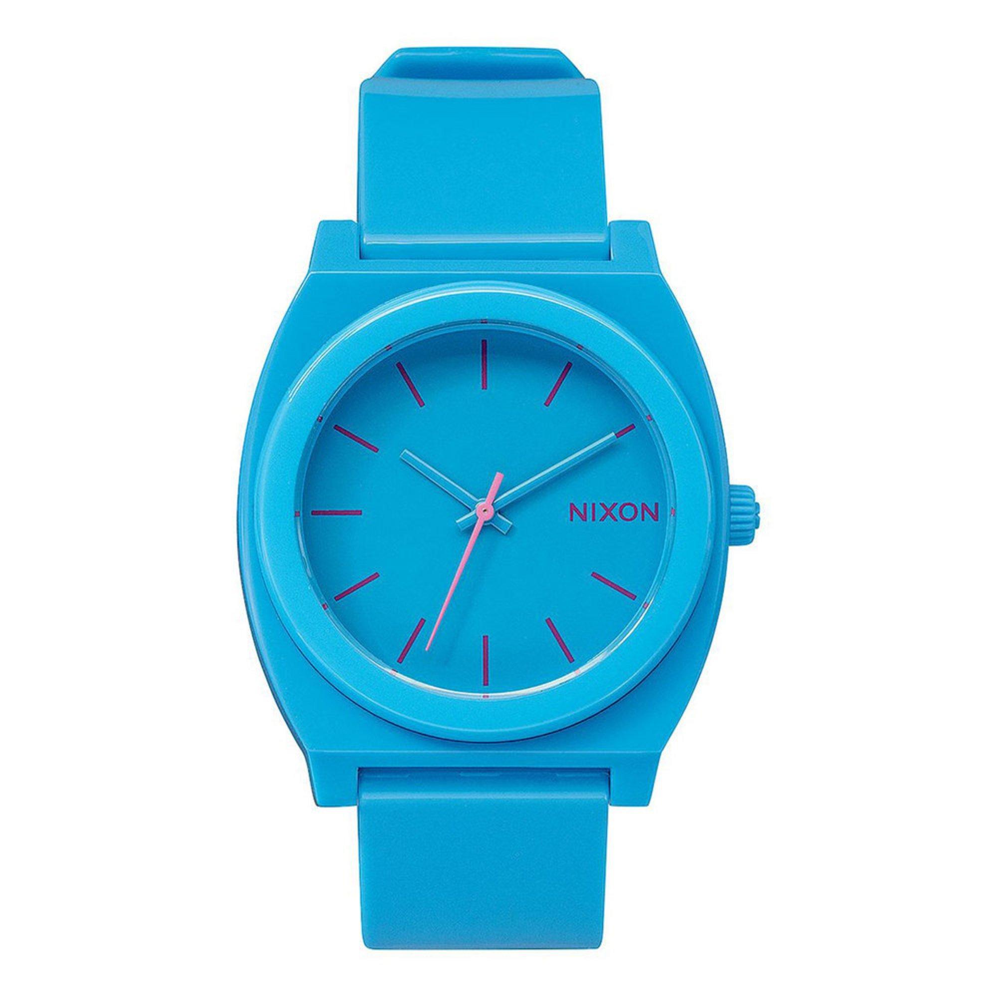 Nixon Men's Time Teller P Matte Black/surplus Watch, 40mm ...