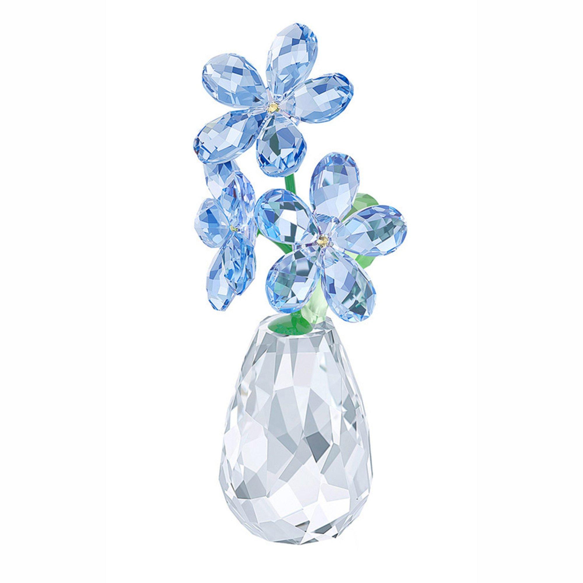 b0189f79264 Swarovski Flower Dreams - Forgot-me-not   Figurines   For The Home ...