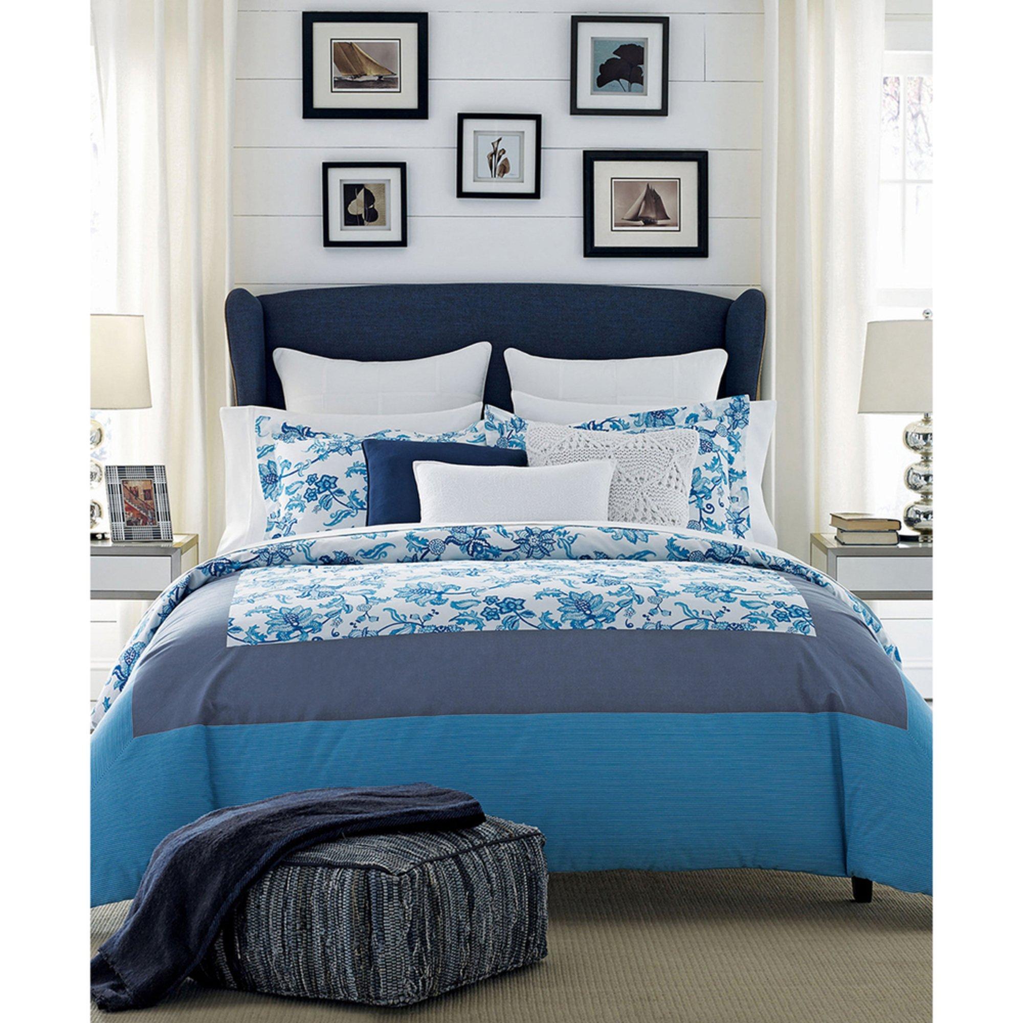 Tommy Hilfiger Camden Floral Comforter Set King