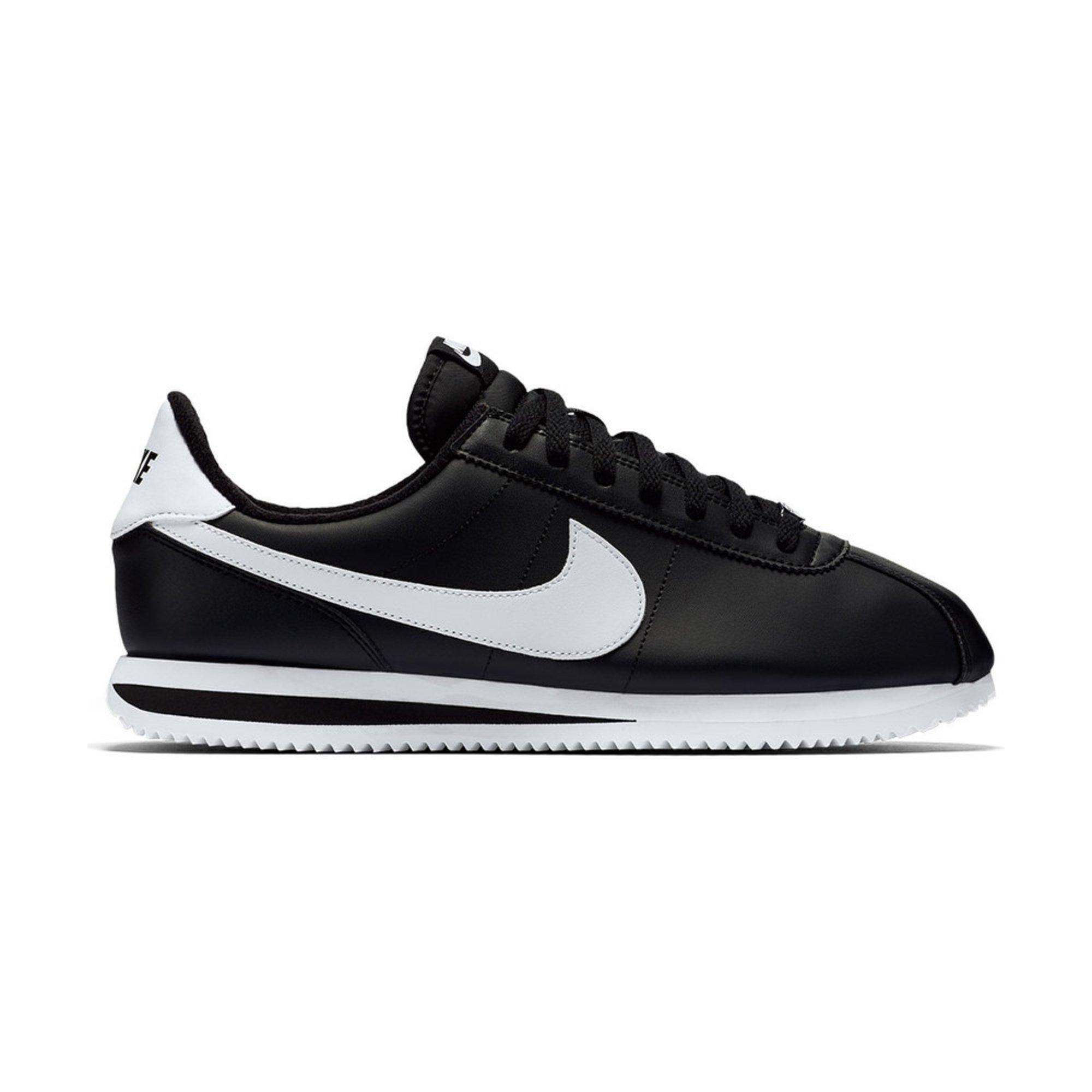 Cortez Basic Leather Running Shoe