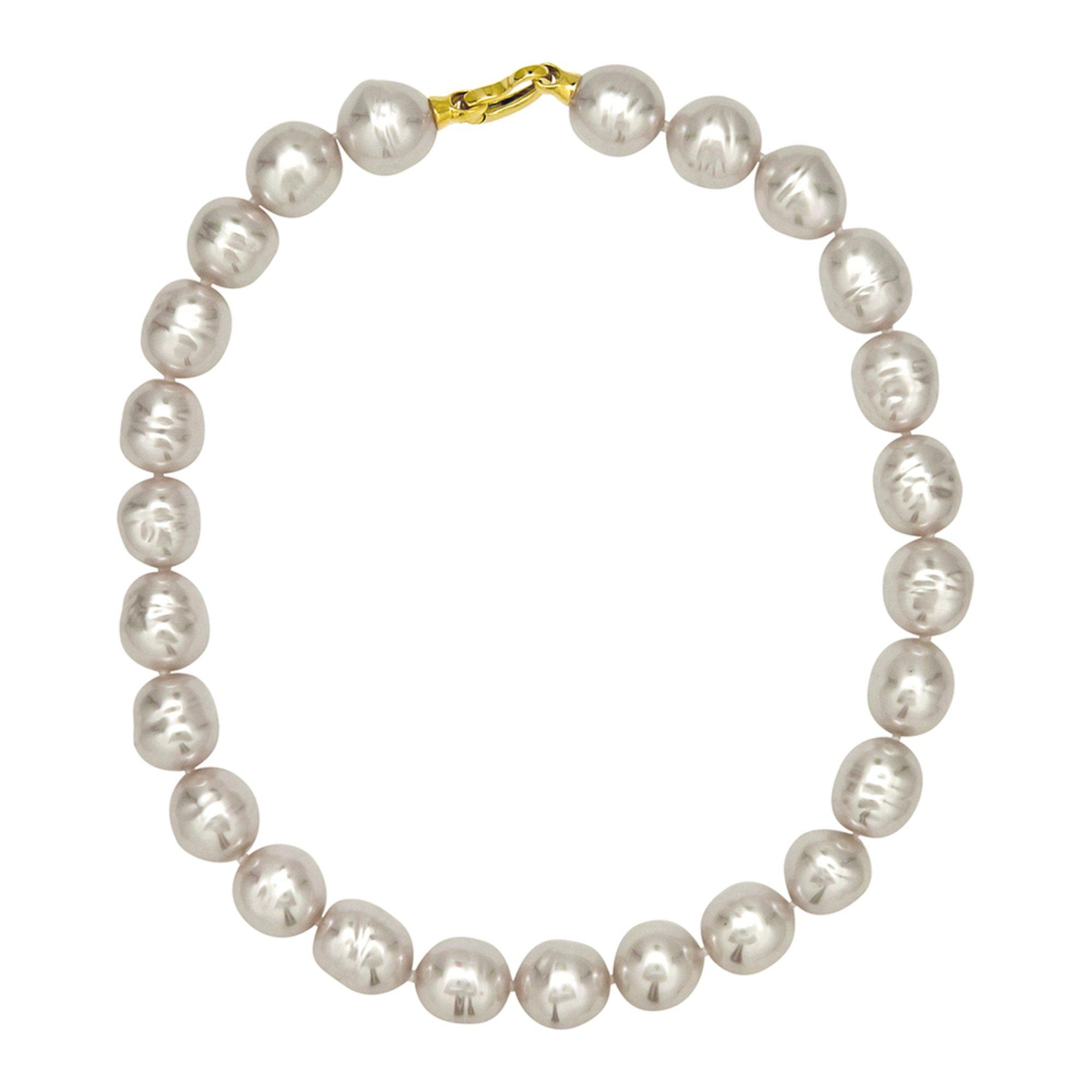 Majorica 14mm Simulated Baroque Pearl
