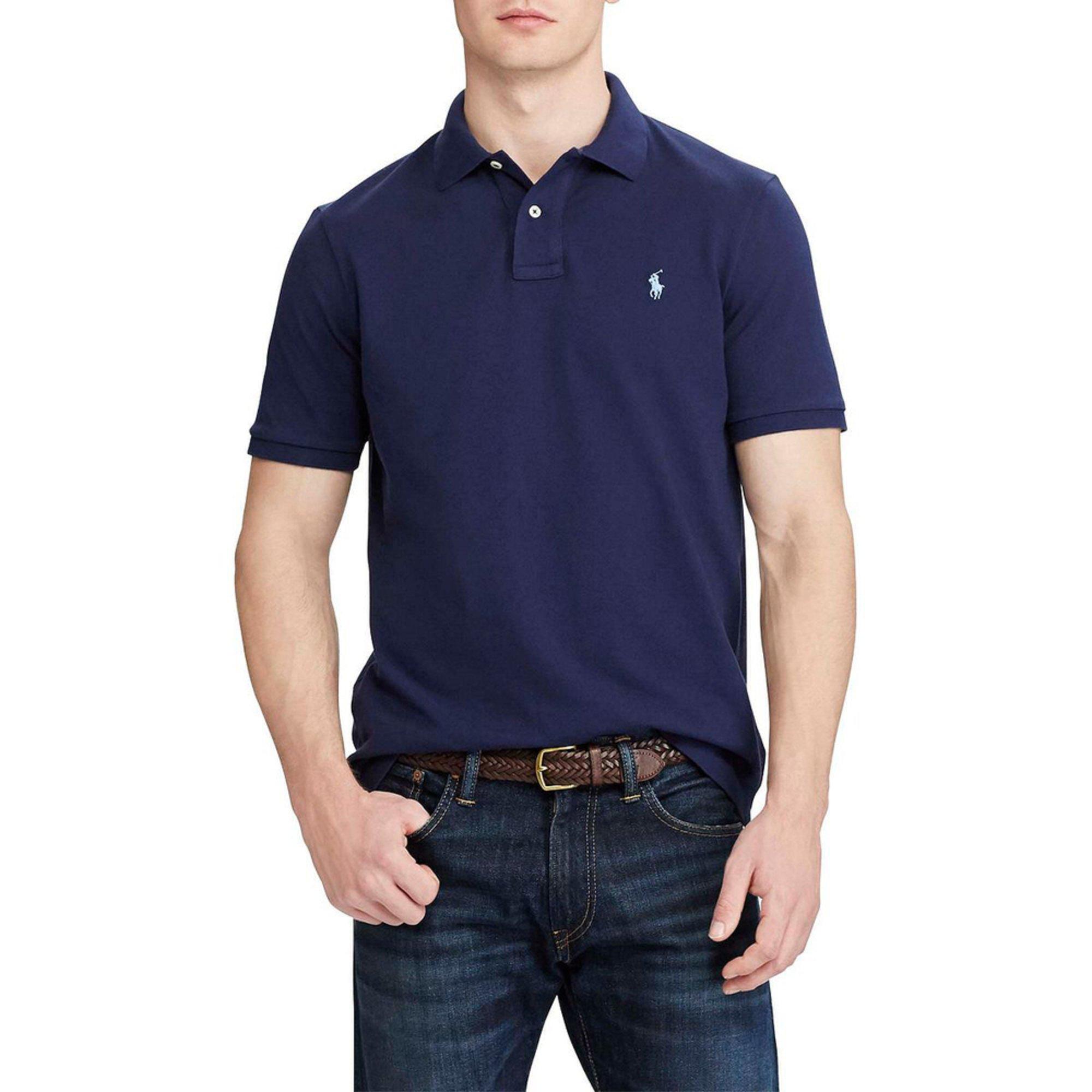 36c32eee6a2 Polo Ralph Lauren Men s Short Sleeve Mesh Classic Fit Polo