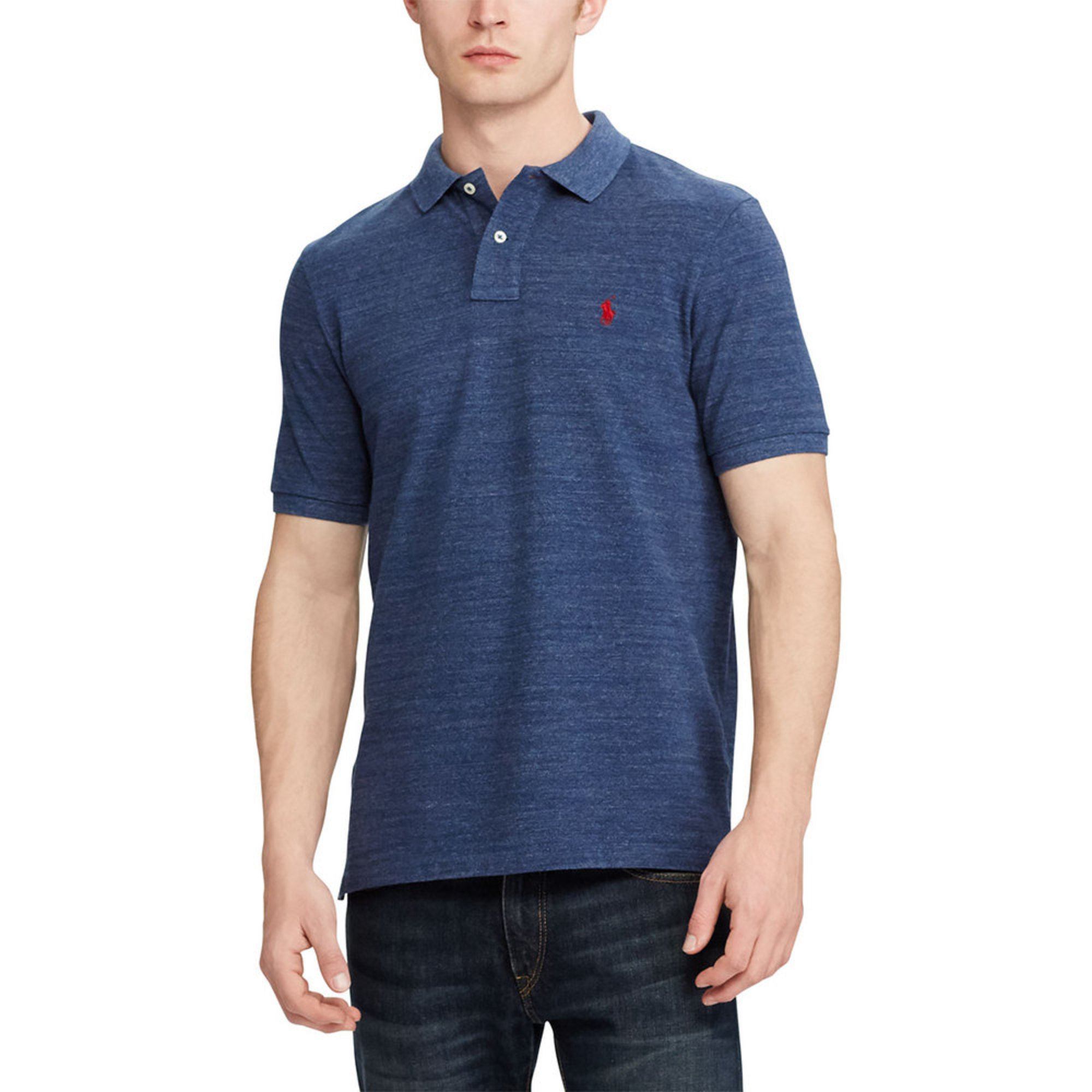 f890b553e Polo Ralph Lauren Men s Short Sleeve Mesh Classic Fit Polo