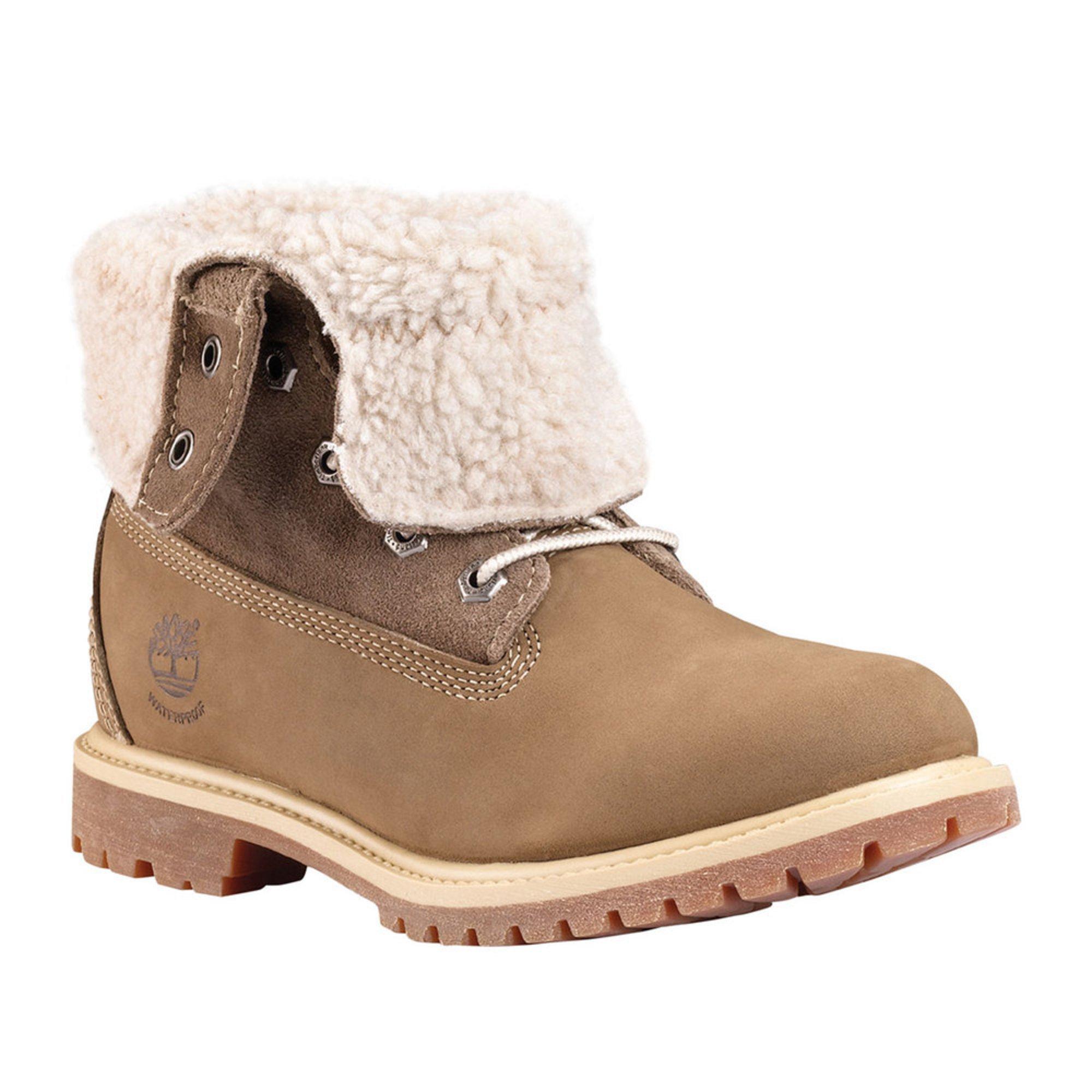 Timberland W Authentics Teddy Fleece Fold-Down Boot uiJYR4U