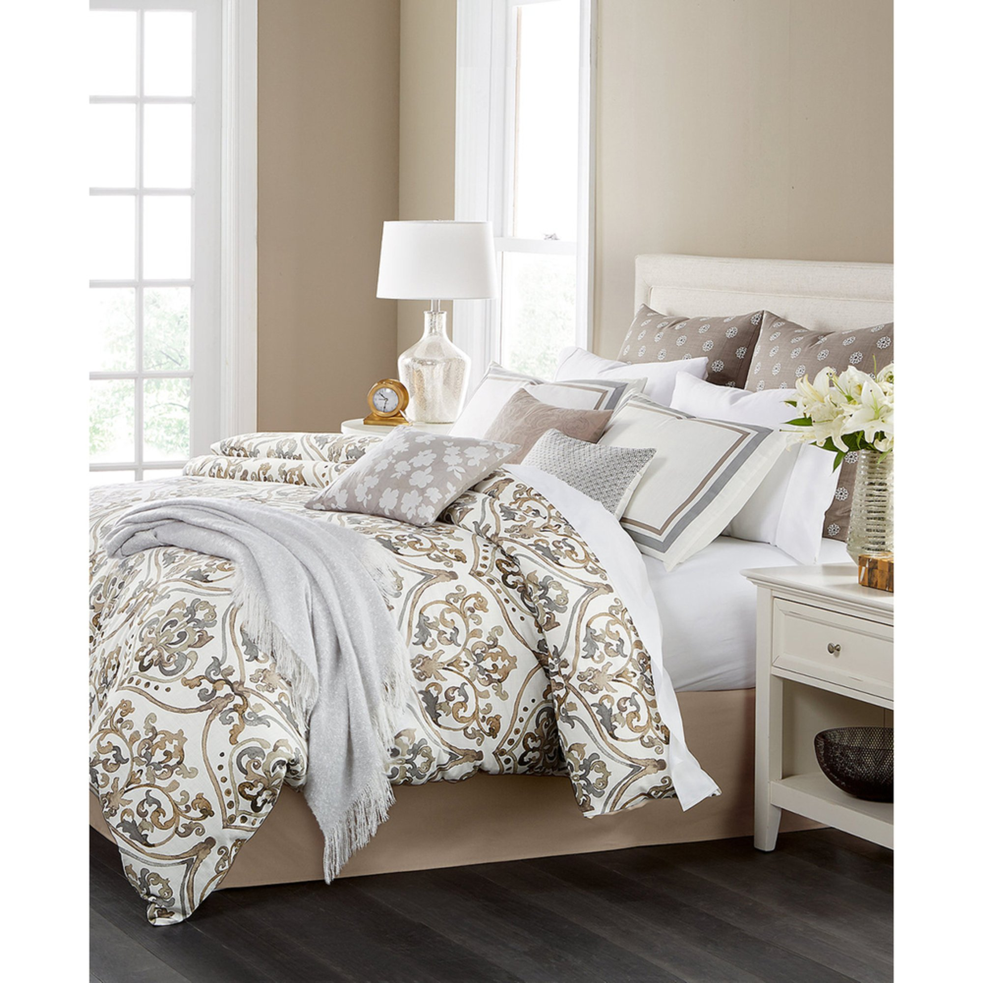 Martha Stewart Collection Victoria 14 Piece Comforter Set