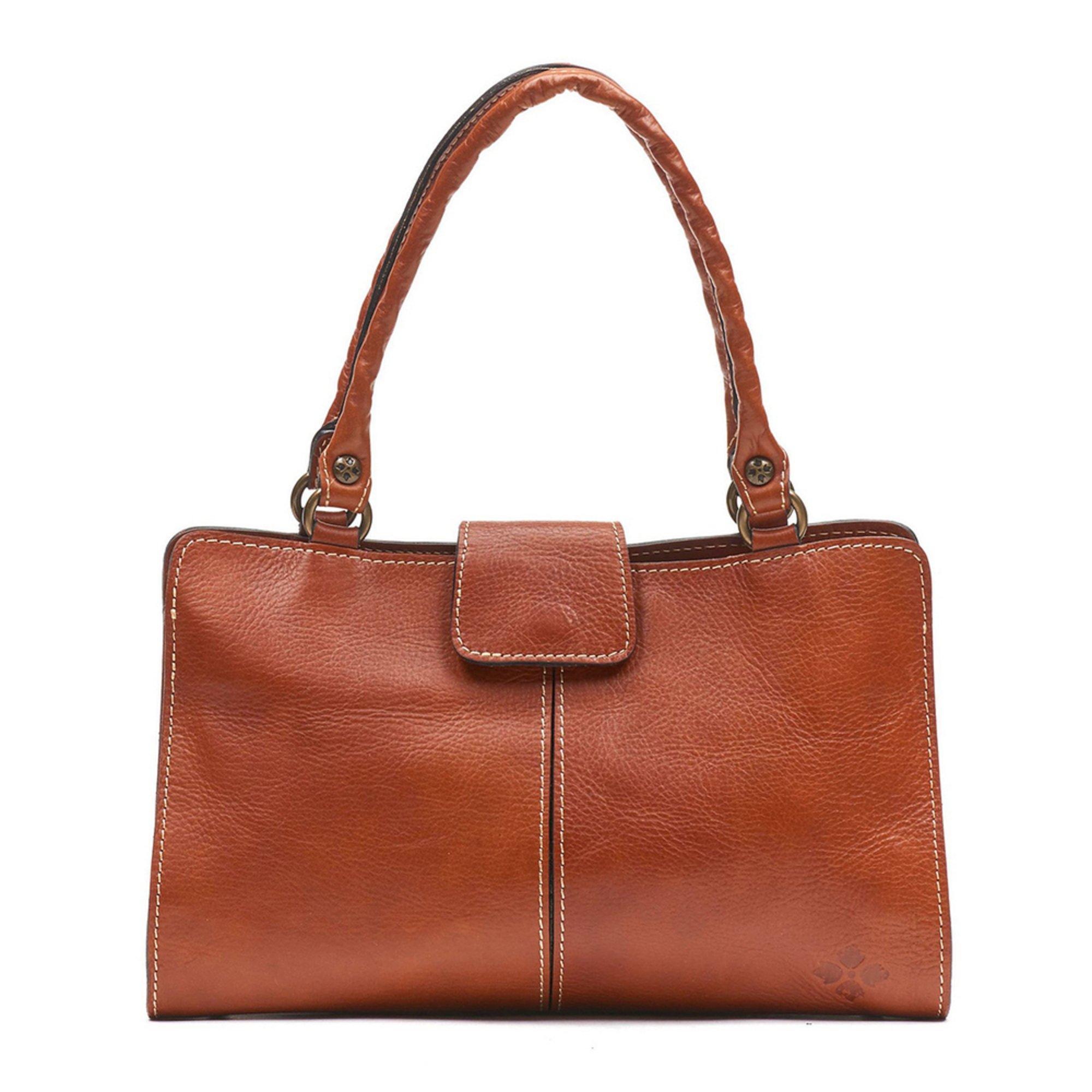 Patricia Nash Rienzo Satchel Tan | Handbags