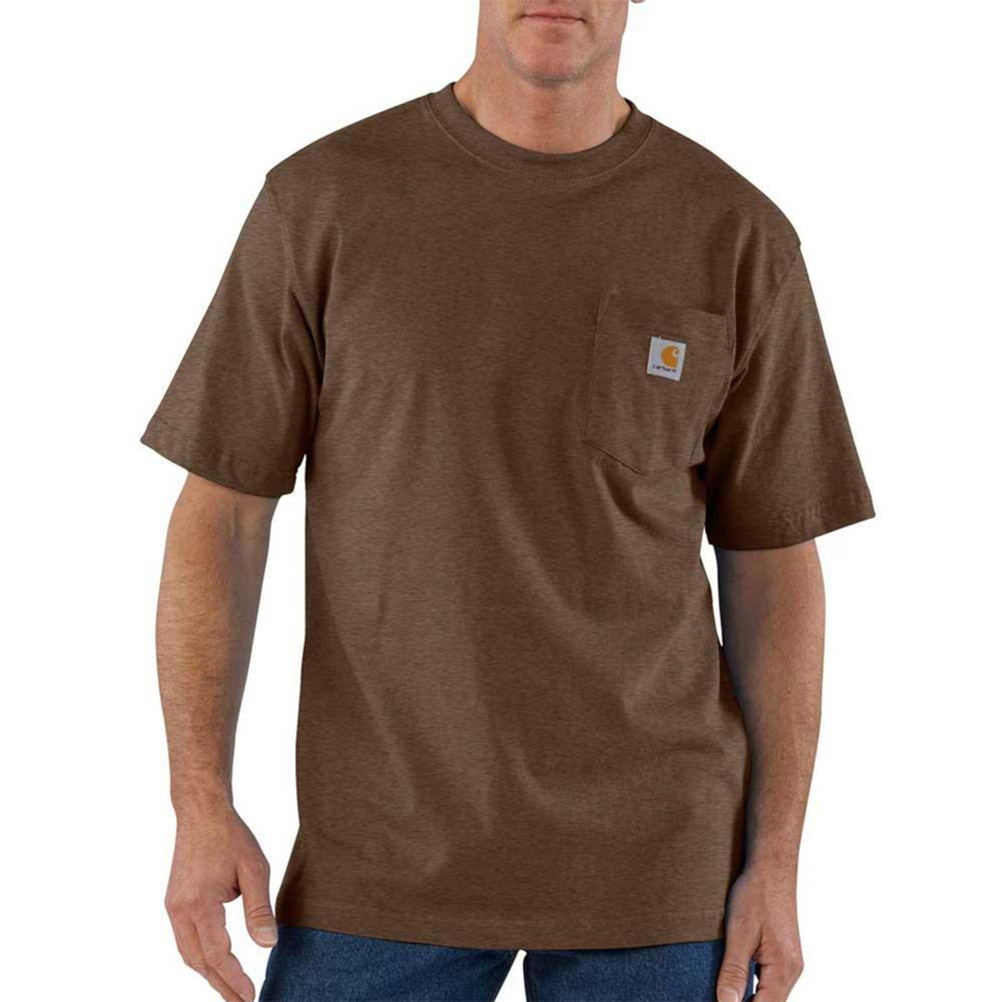 edd5b9708b7 Carhartt. Carhartt Men s Workwear Pocket Short Sleeve Tee