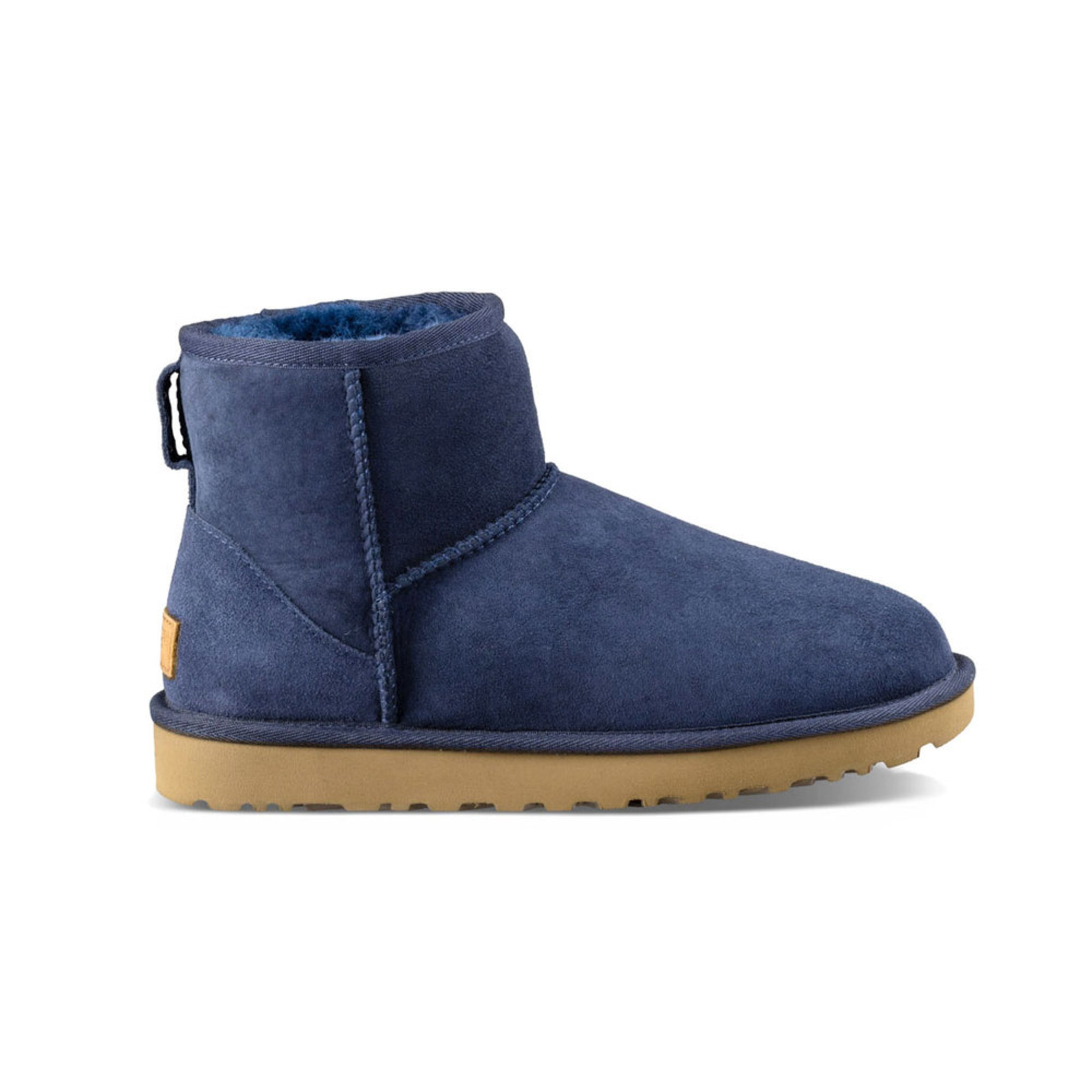 UGG. UGG Classic Mini II Women's Casual Boot Navy