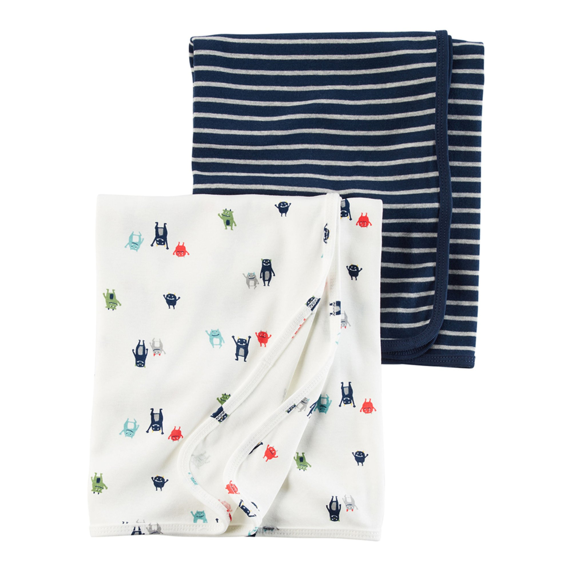d7bb82f03 Carter s Baby Boys  2-pack Swaddle Set