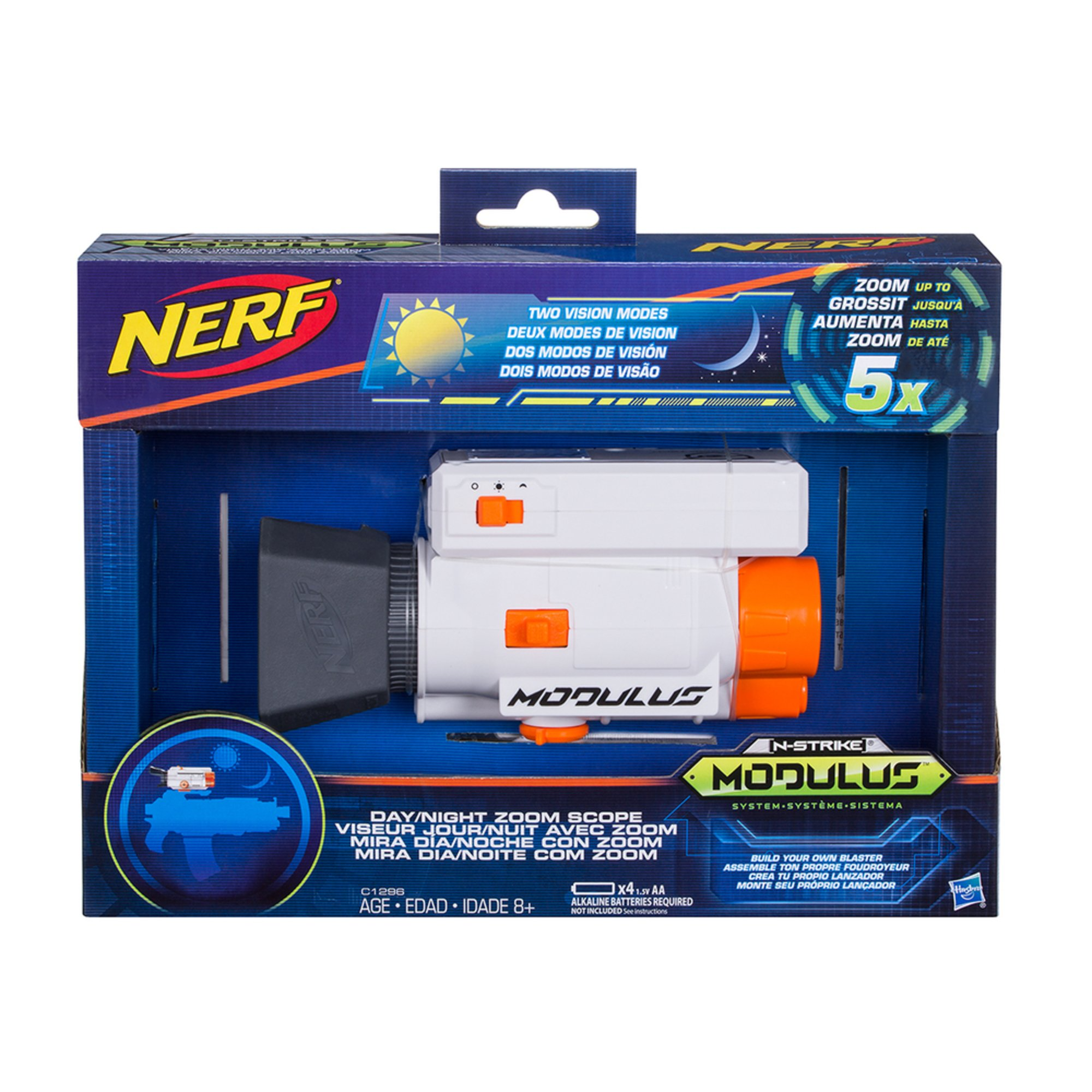 Nerf Modulus Day Night Vision Scope | Toy Blasters | Baby, Kids ...