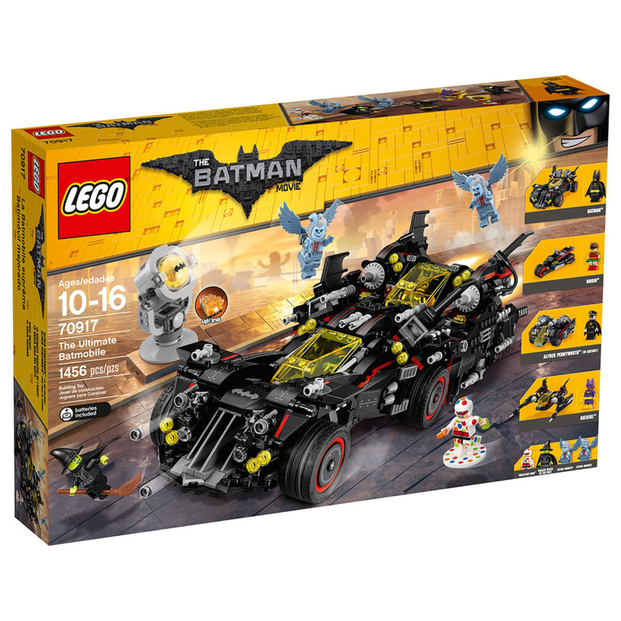 lego the ultimate batmobile 70917 building sets u0026 kits baby