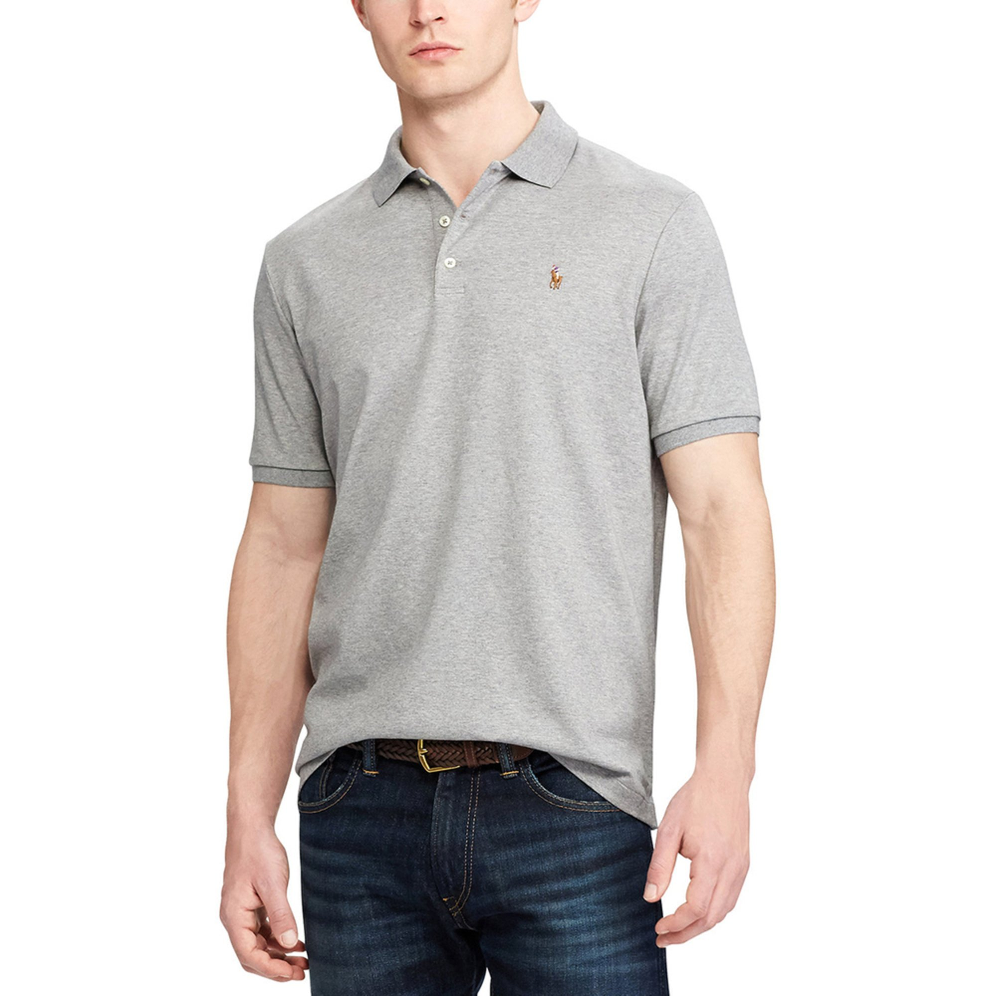 72608360ce315 Polo Ralph Lauren Big   Tall Pima Soft Touch Polo