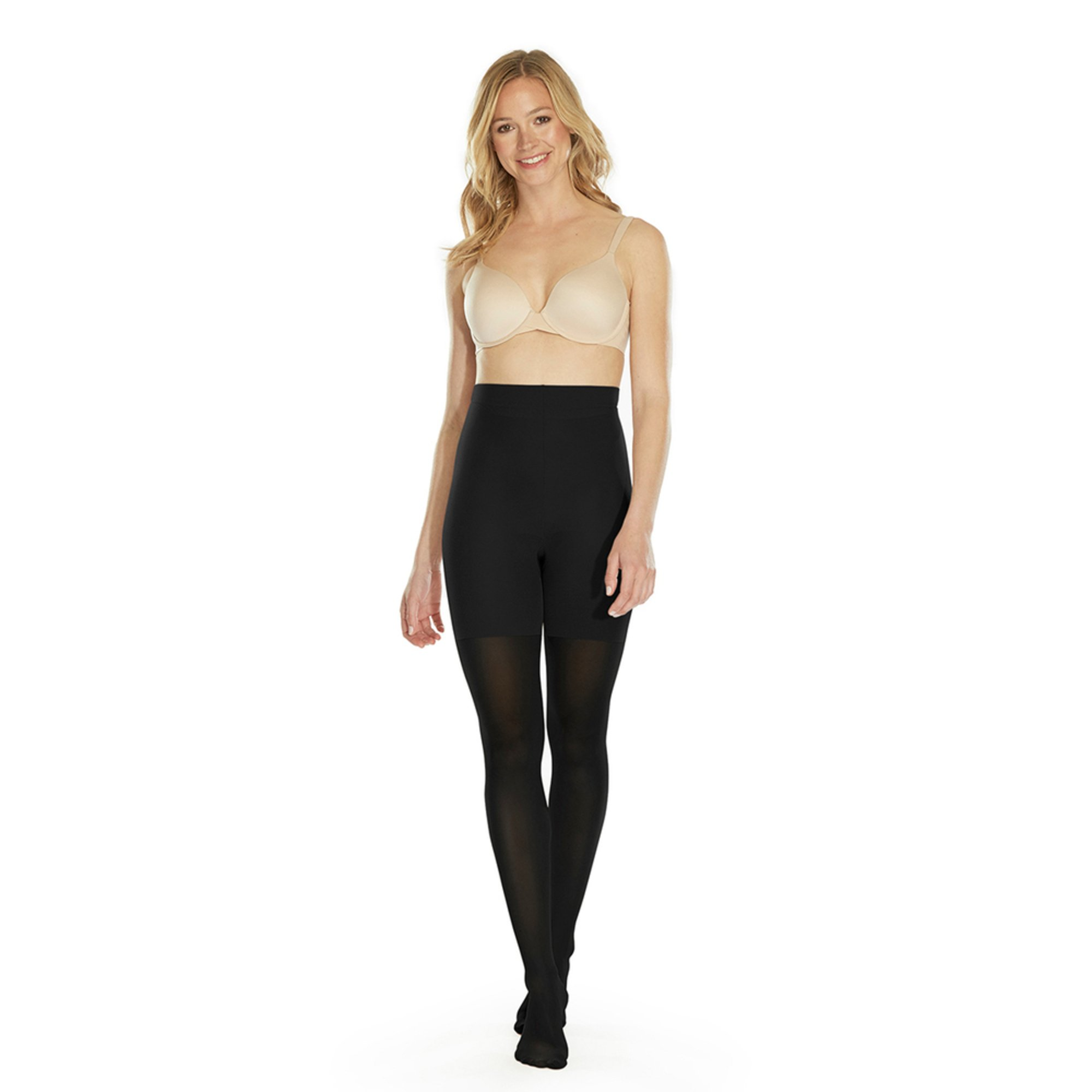 1e3e06a88f2e3 Red Hot By Spanx Shaping Pantyhose Black | Leggings & Tights ...
