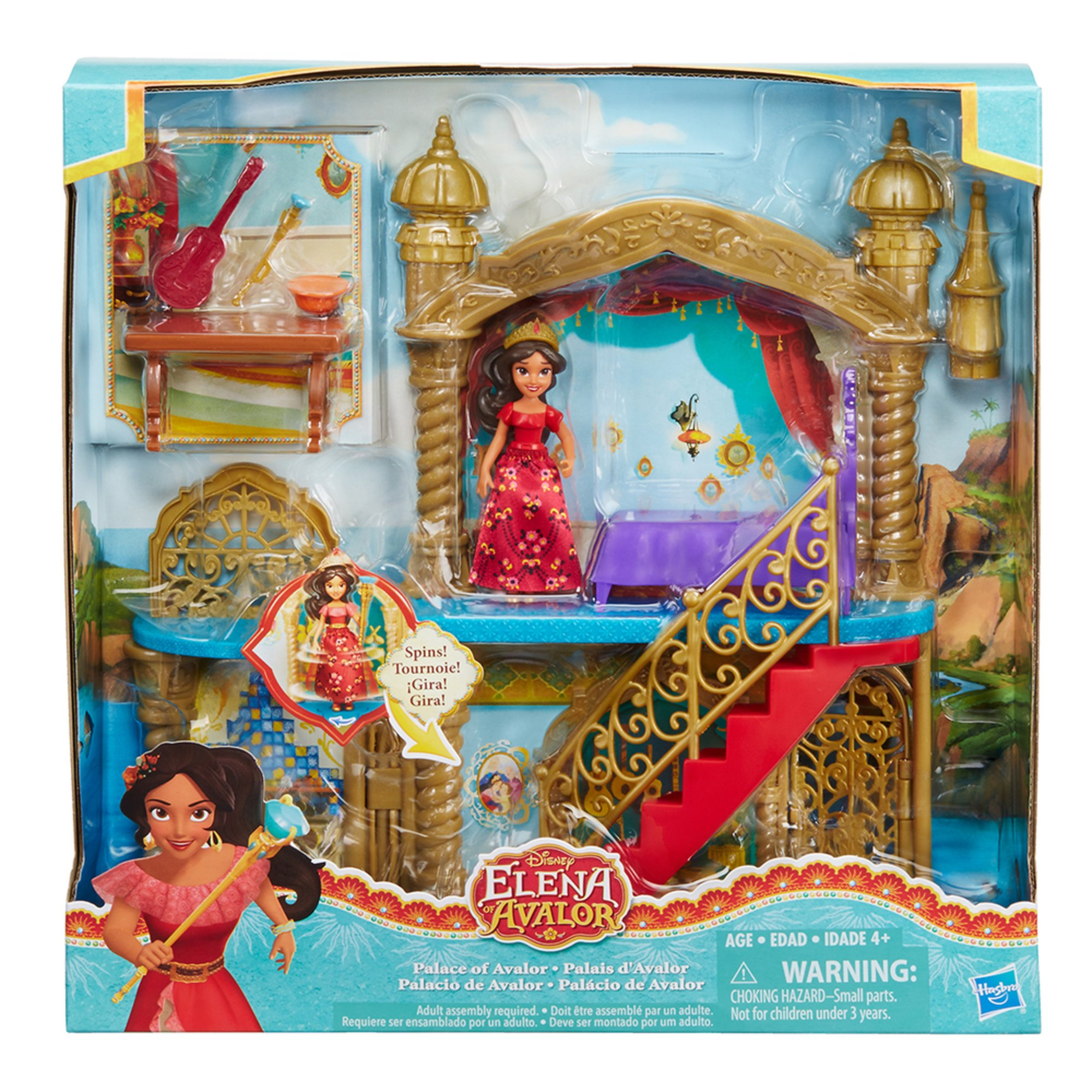 03158179e4b Disney Elena Of Avalor Palace Of Avalor
