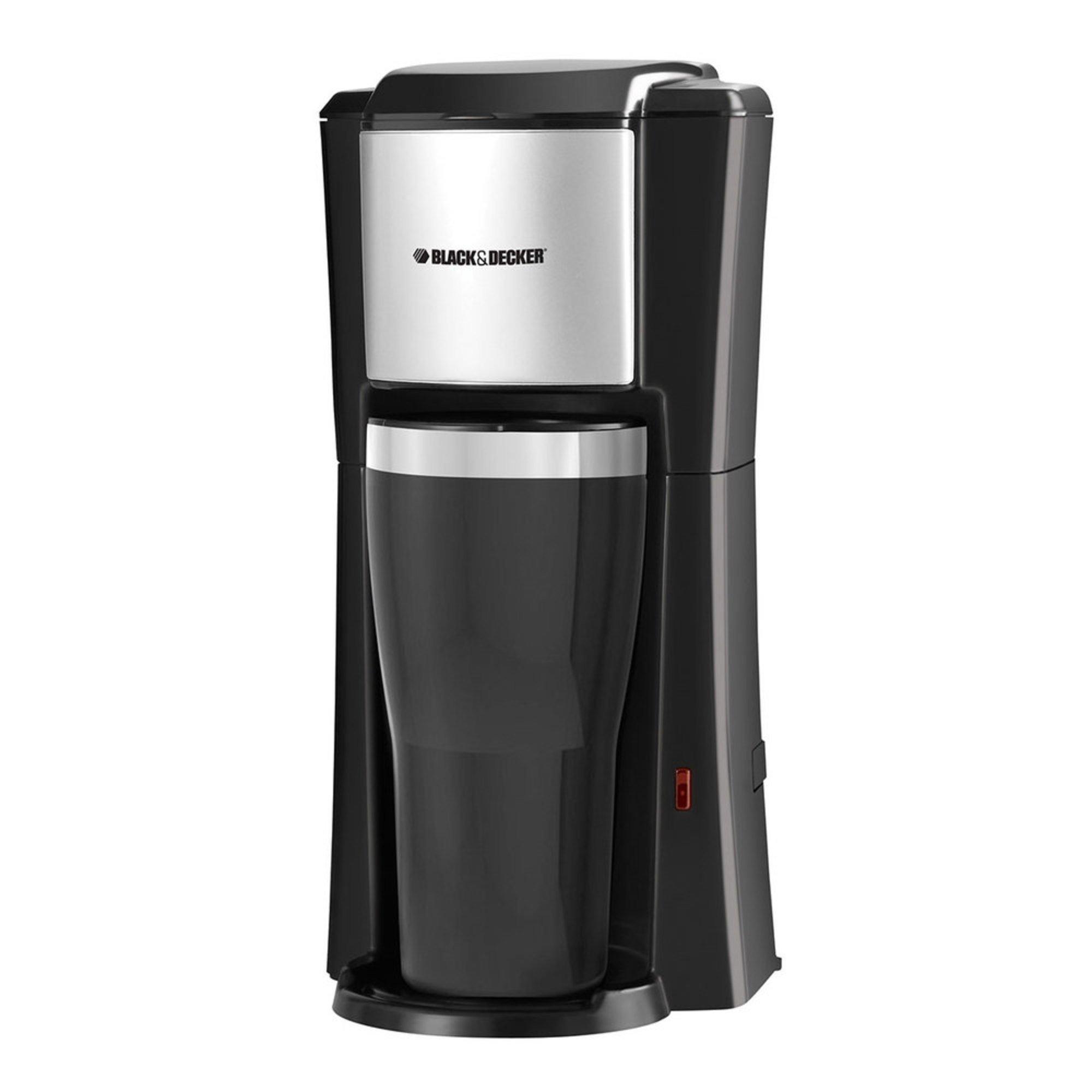 Black Decker Single Serve Coffee Maker Black Cm618 Coffee