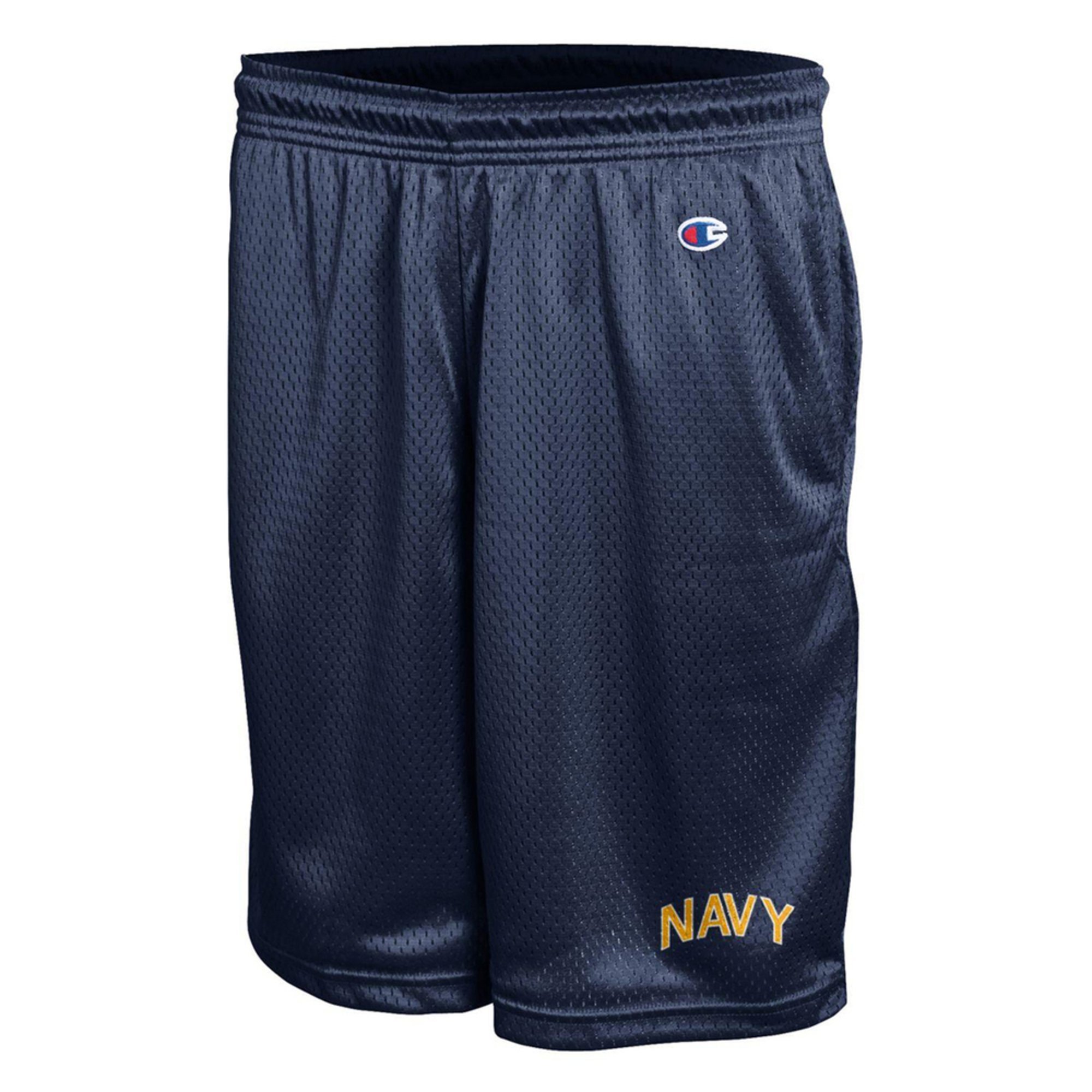 8478d8137df635 Champion. Champion Men s USN Mesh Side Pocket Shorts