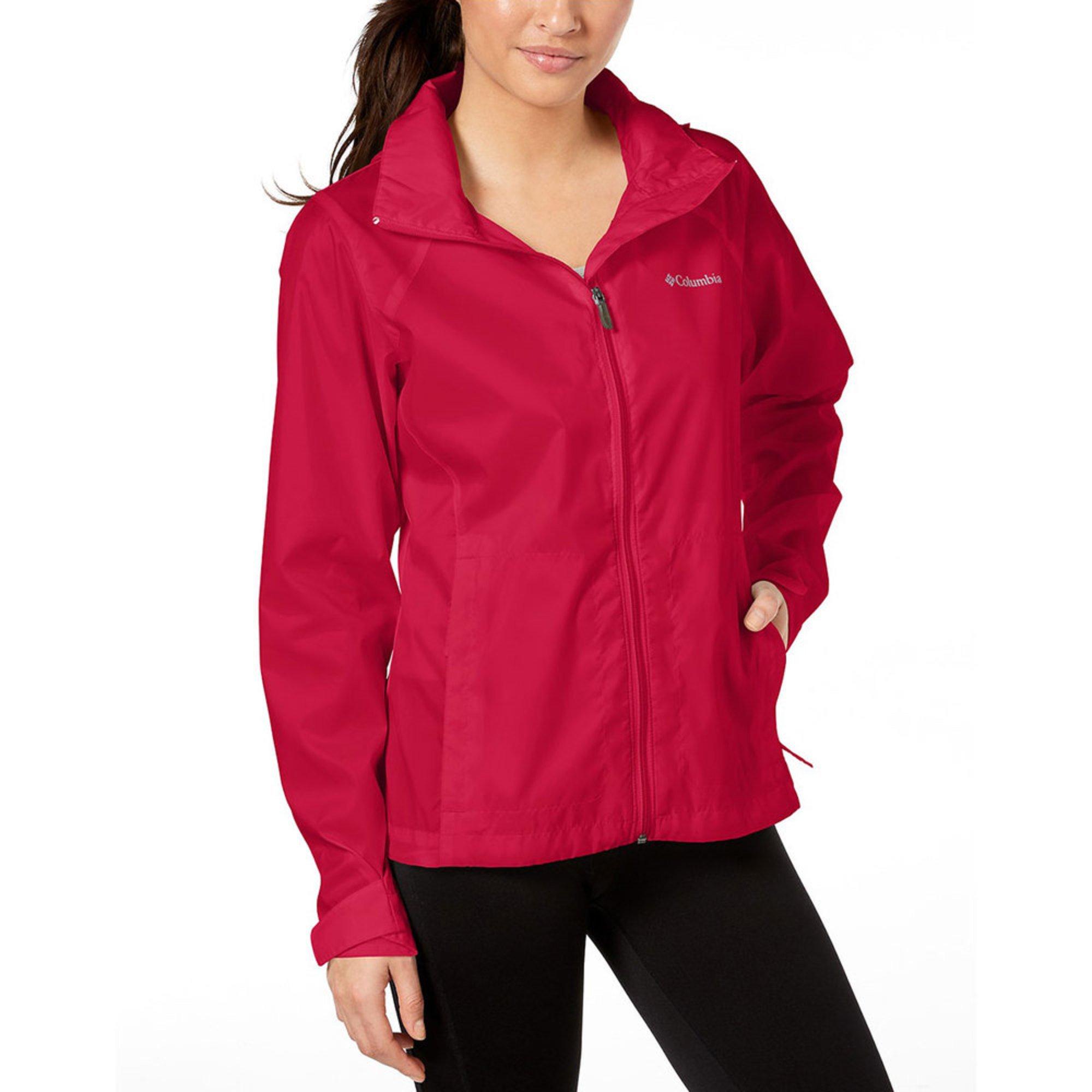 df7ed3289 Columbia Women's Switchback Ii Hooded Rain Jacket | Outdoor Jackets & Coats  | Apparel - Shop Your Navy Exchange - Official Site