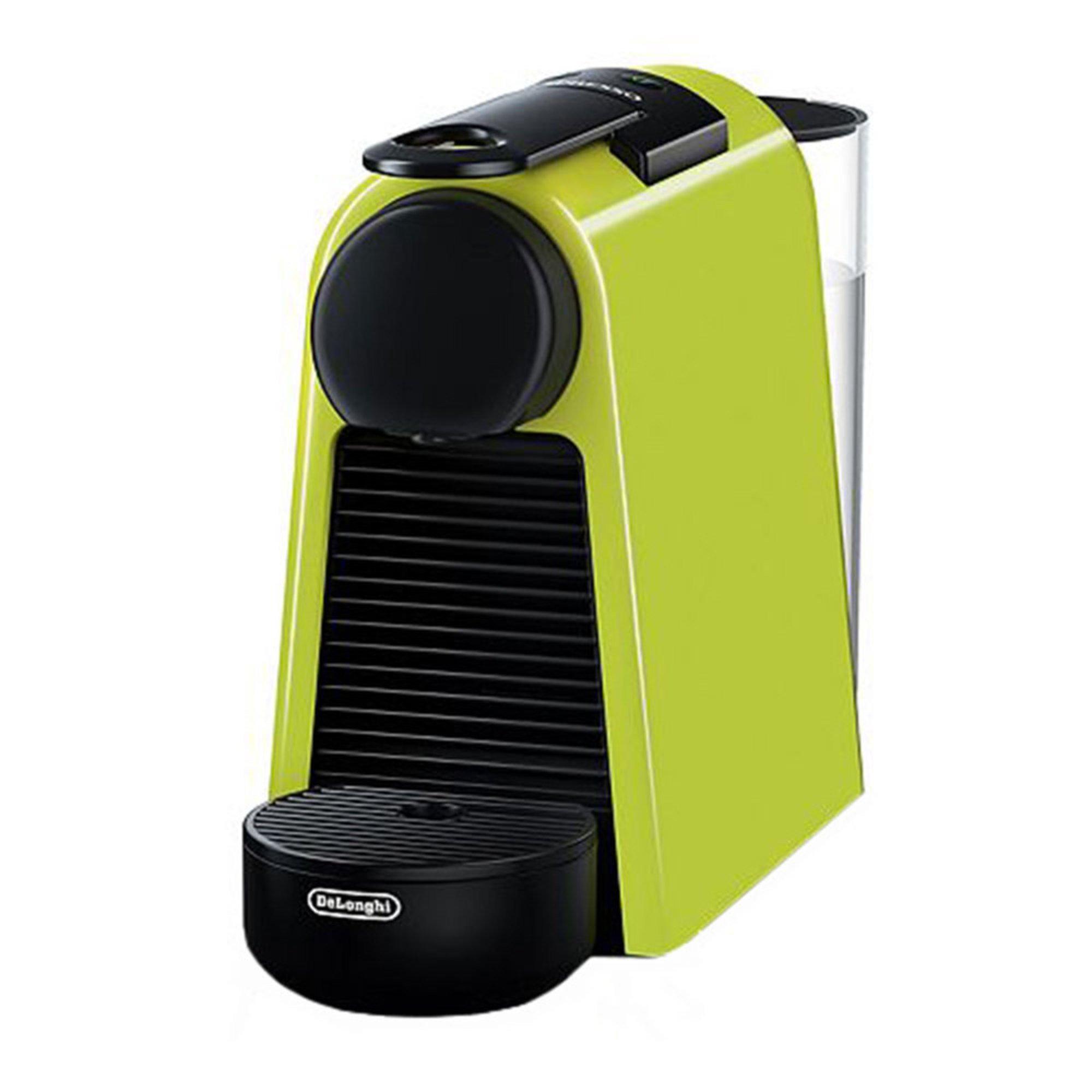 Navy Coffee Maker ~ Nespresso essenza mini espresso machine lime en l