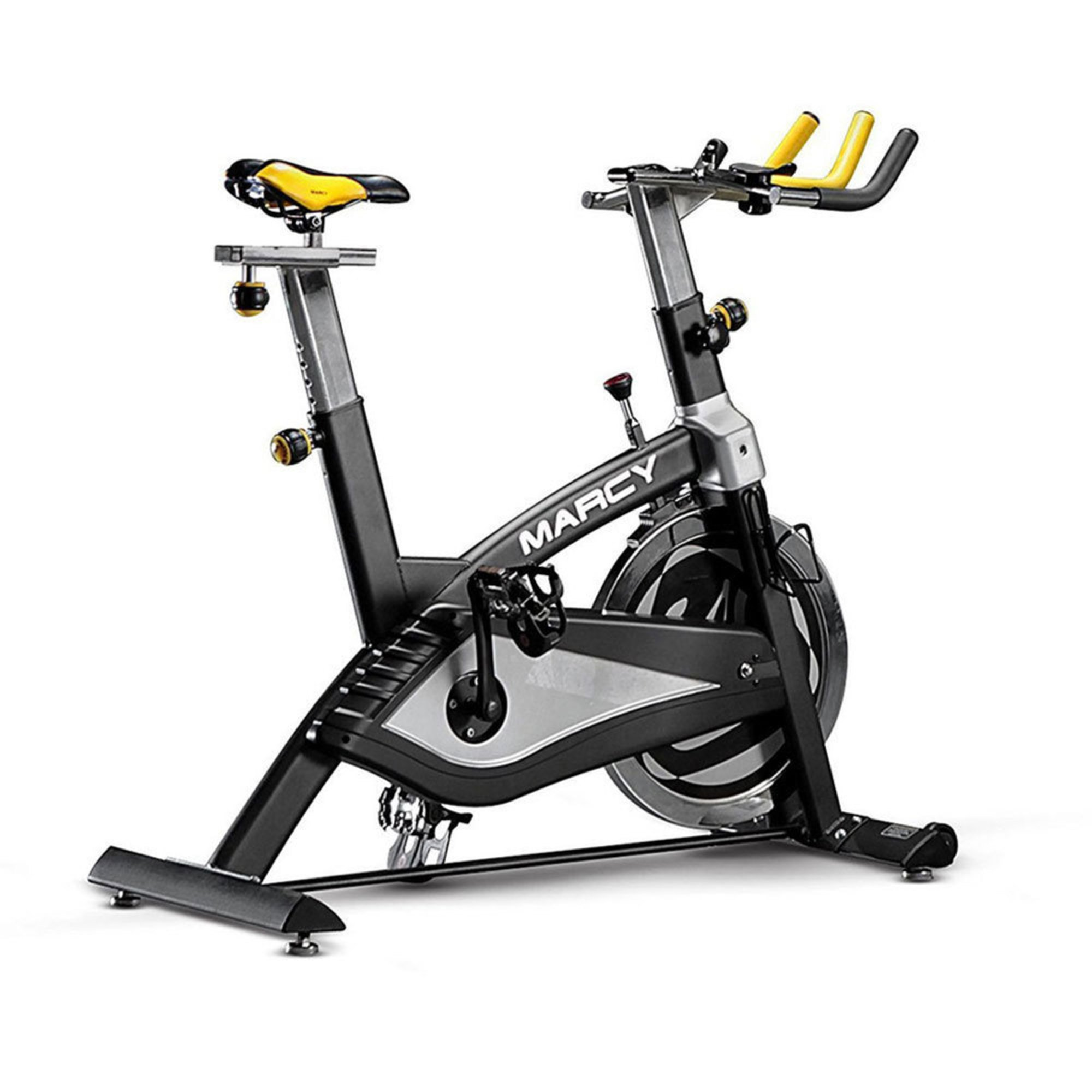 Marcy Revolution Indoor Cycle / Upright Exercise Bike Jx