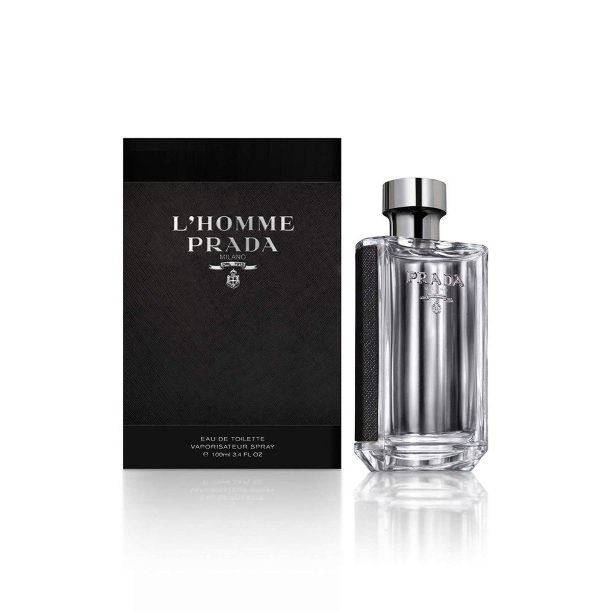 1e5ce00ca35d Prada L'homme Eau De Toilette 3.4oz | Cologne | Health & Beauty ...