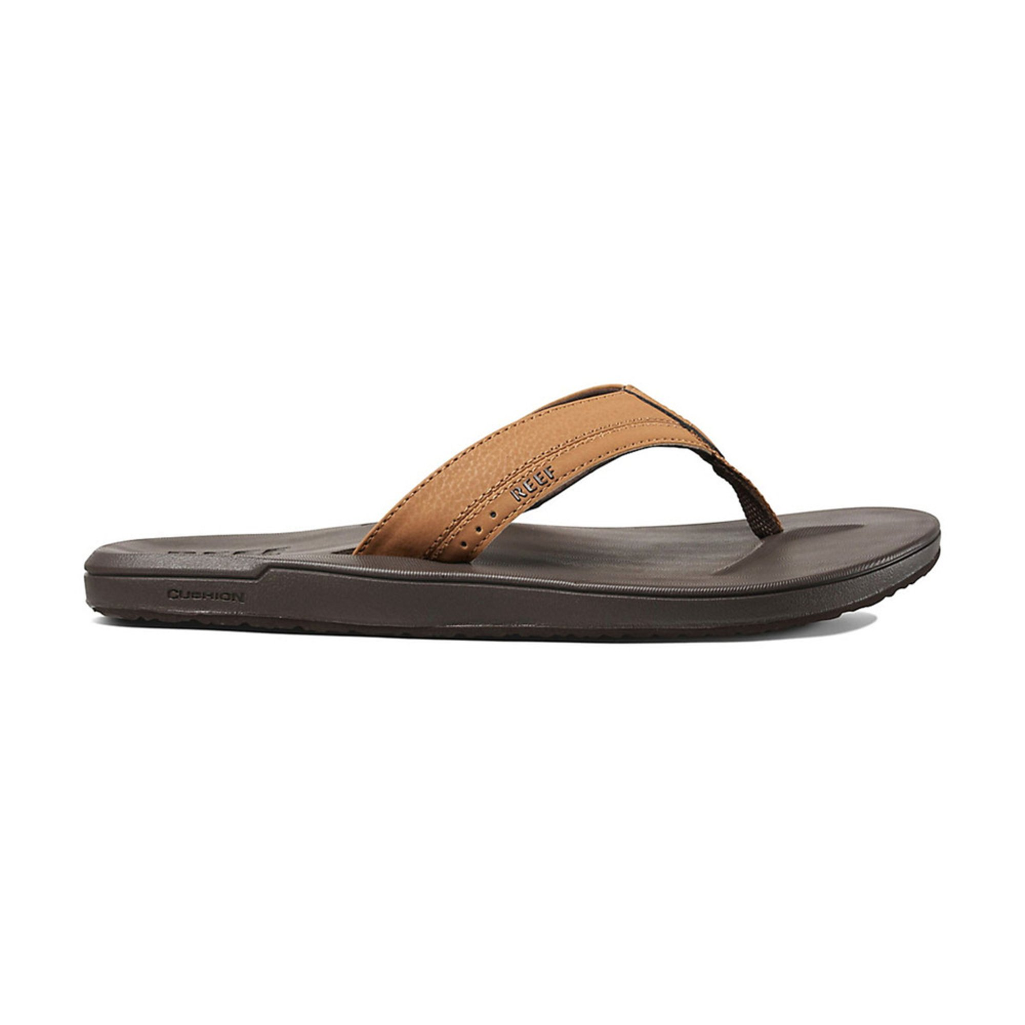 76997babdb00 Reef. Reef Men s Contoured Cushion Sandal
