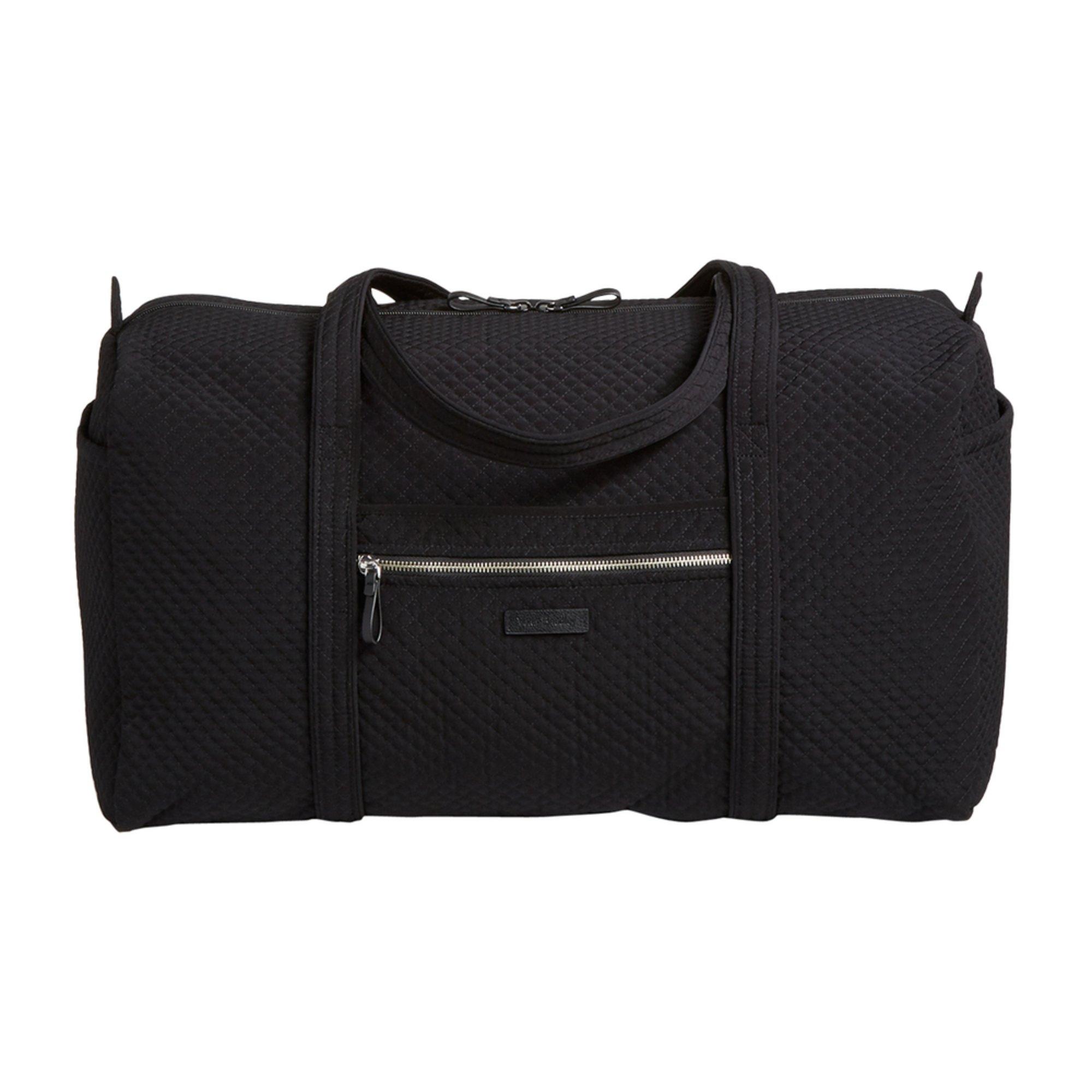 Vera Bradley. Vera Bradley Large Duffel Bag Black 65732964e7
