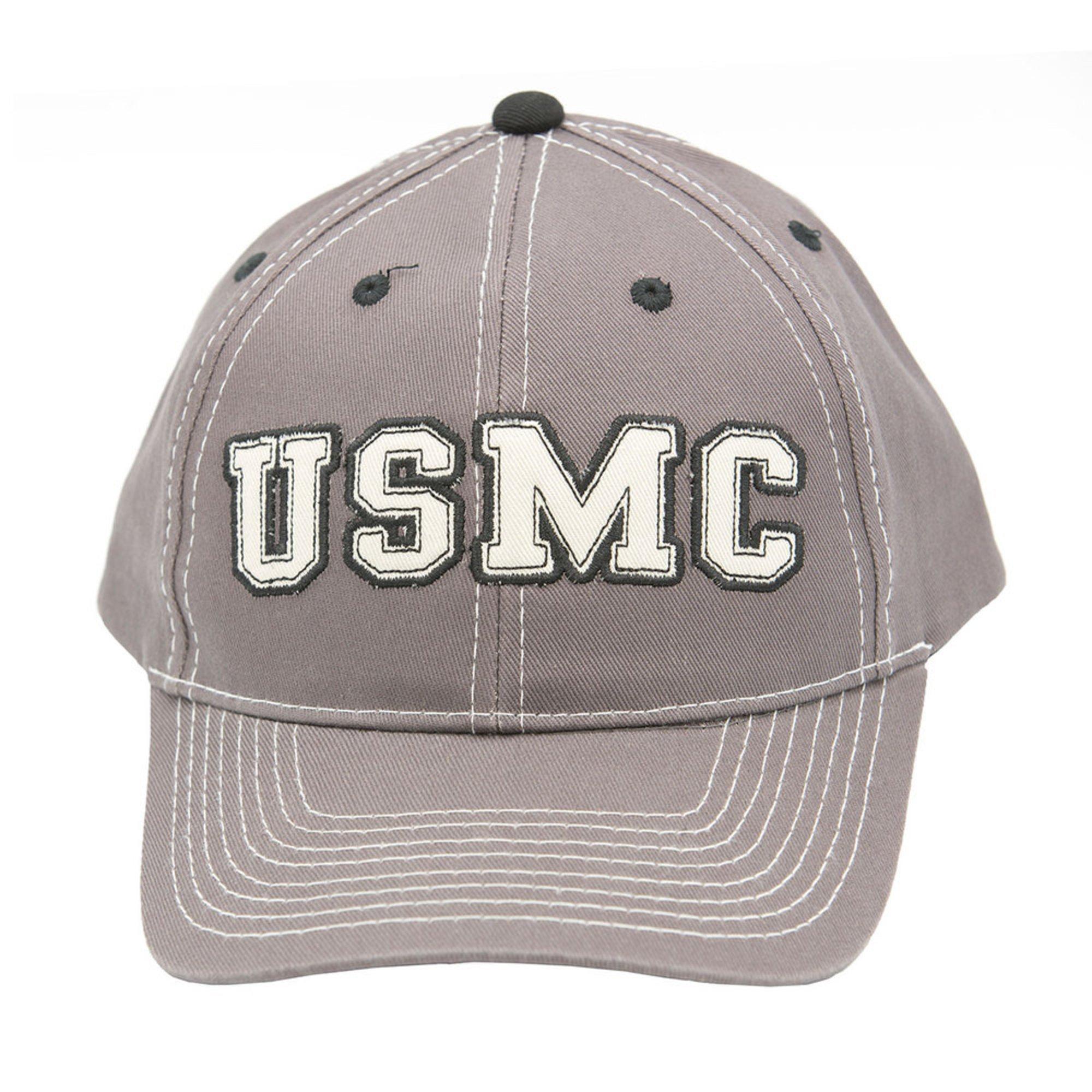 Black Ink Men's Usmc Classic Hat | Navy Pride Hats & Beanies
