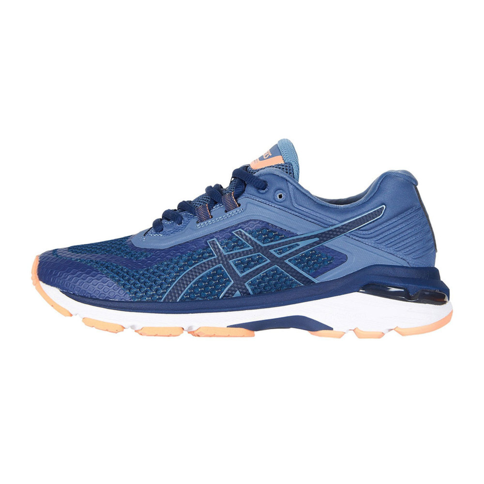 Asics Blue Gt 2000 6 6 Chaussure pied de course à pied Indigo Blue/ Indigo Blue 8512c69 - sbsgrp.website