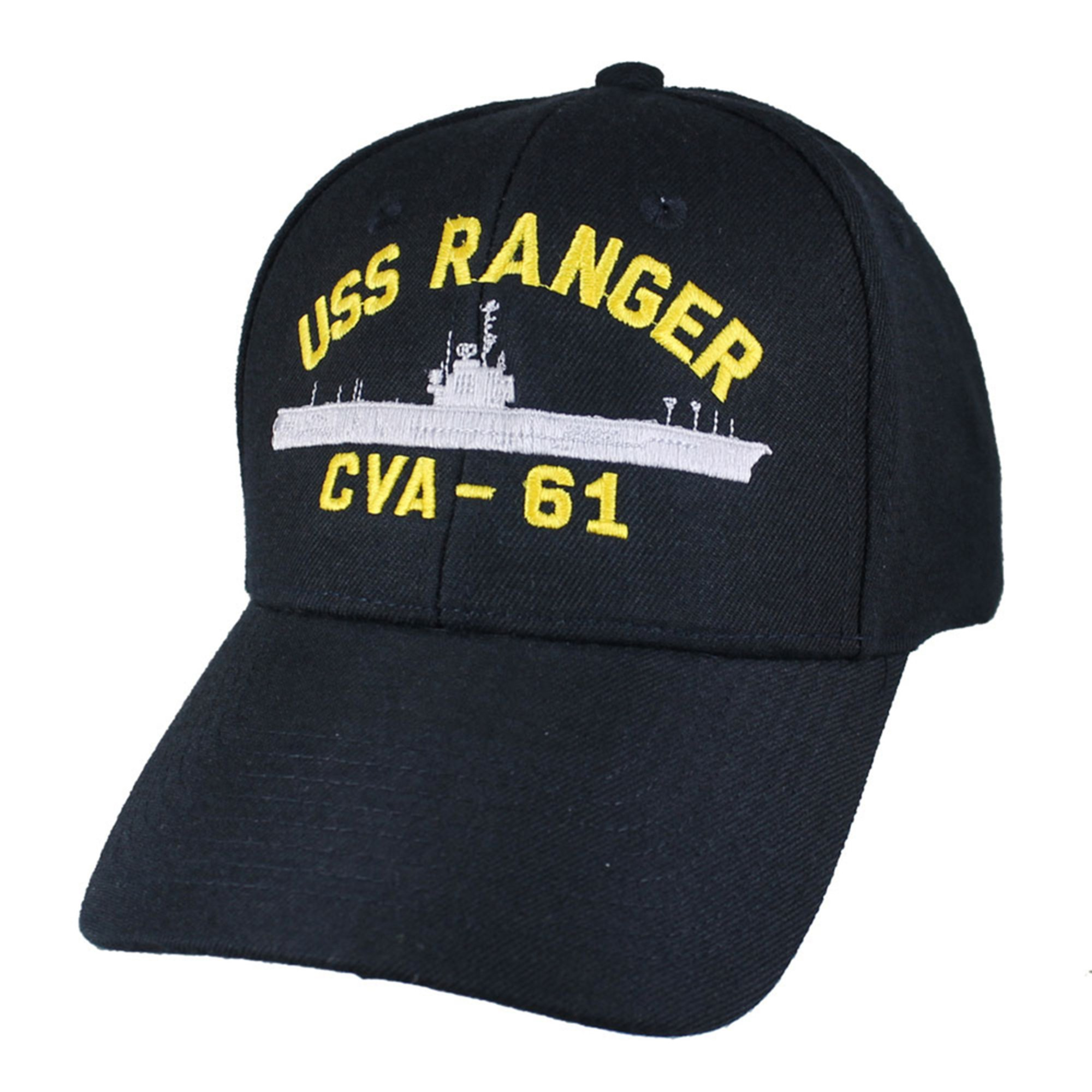 Eagle Crest US Air Force Veteran Hat For Men and Women Air Force Insignia Caps