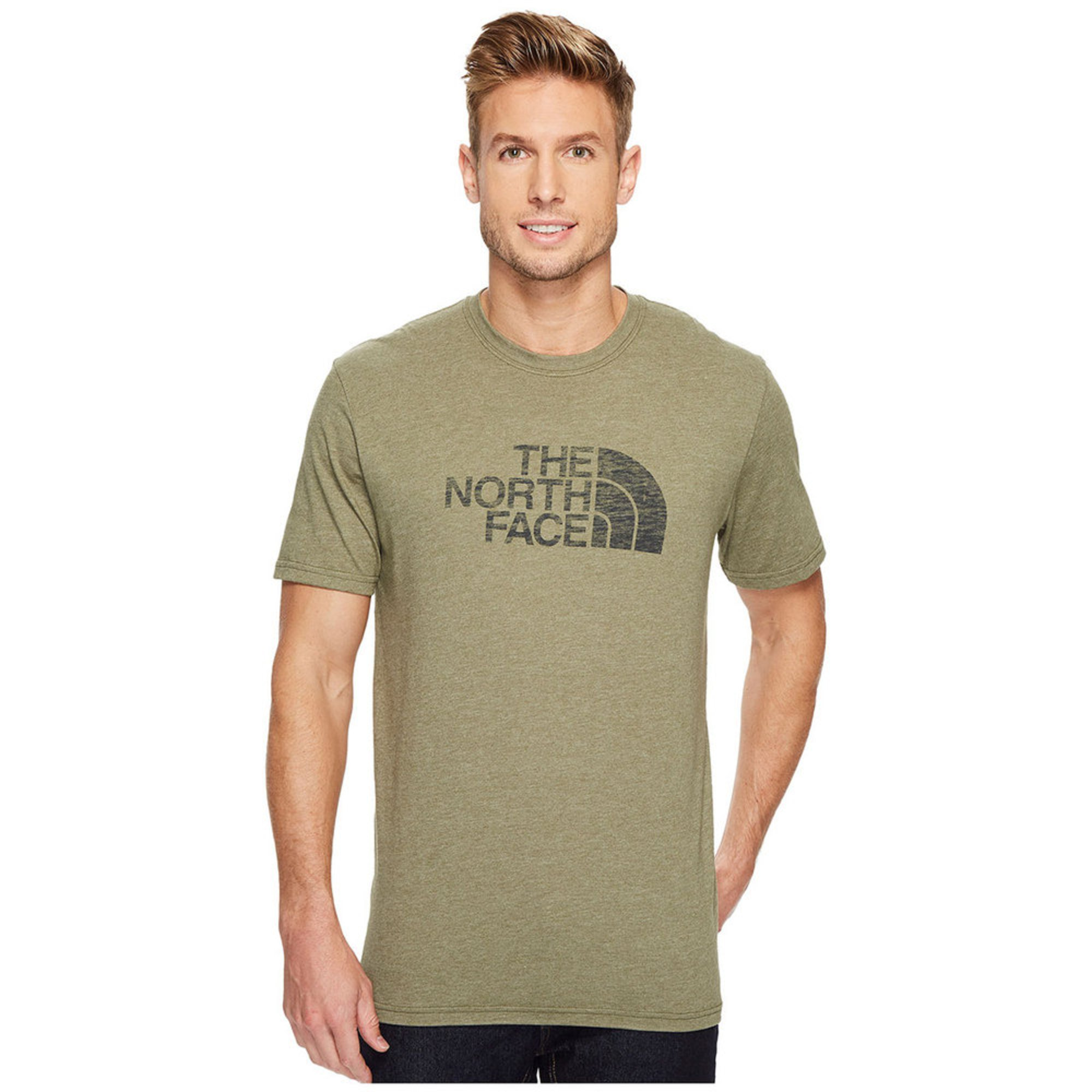 1ef32abf9 The North Face Men's Short Sleeve Half Dome Tee | Outdoor Tees ...