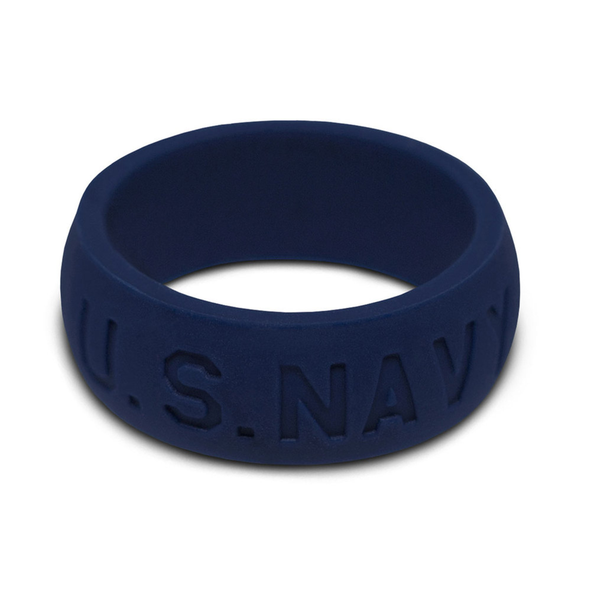 Qalo Men S United States Navy Band Navy Wedding Bands For Him