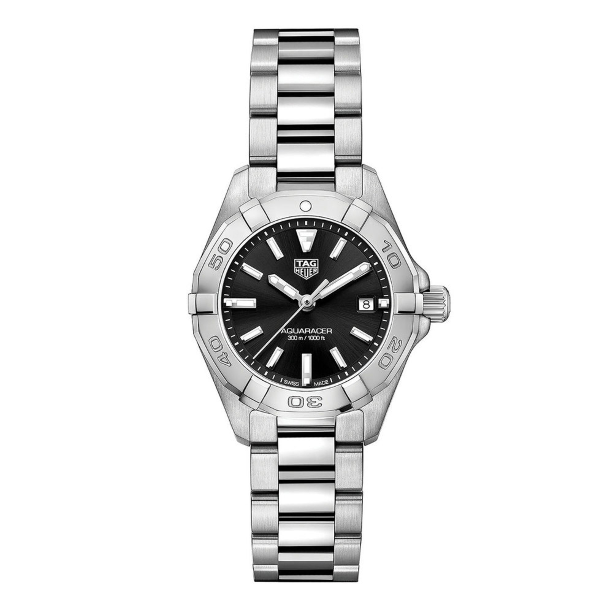 2c9412fe798 Tag Heuer. Tag Heuer Women s Aquaracer Stainless Steel ...