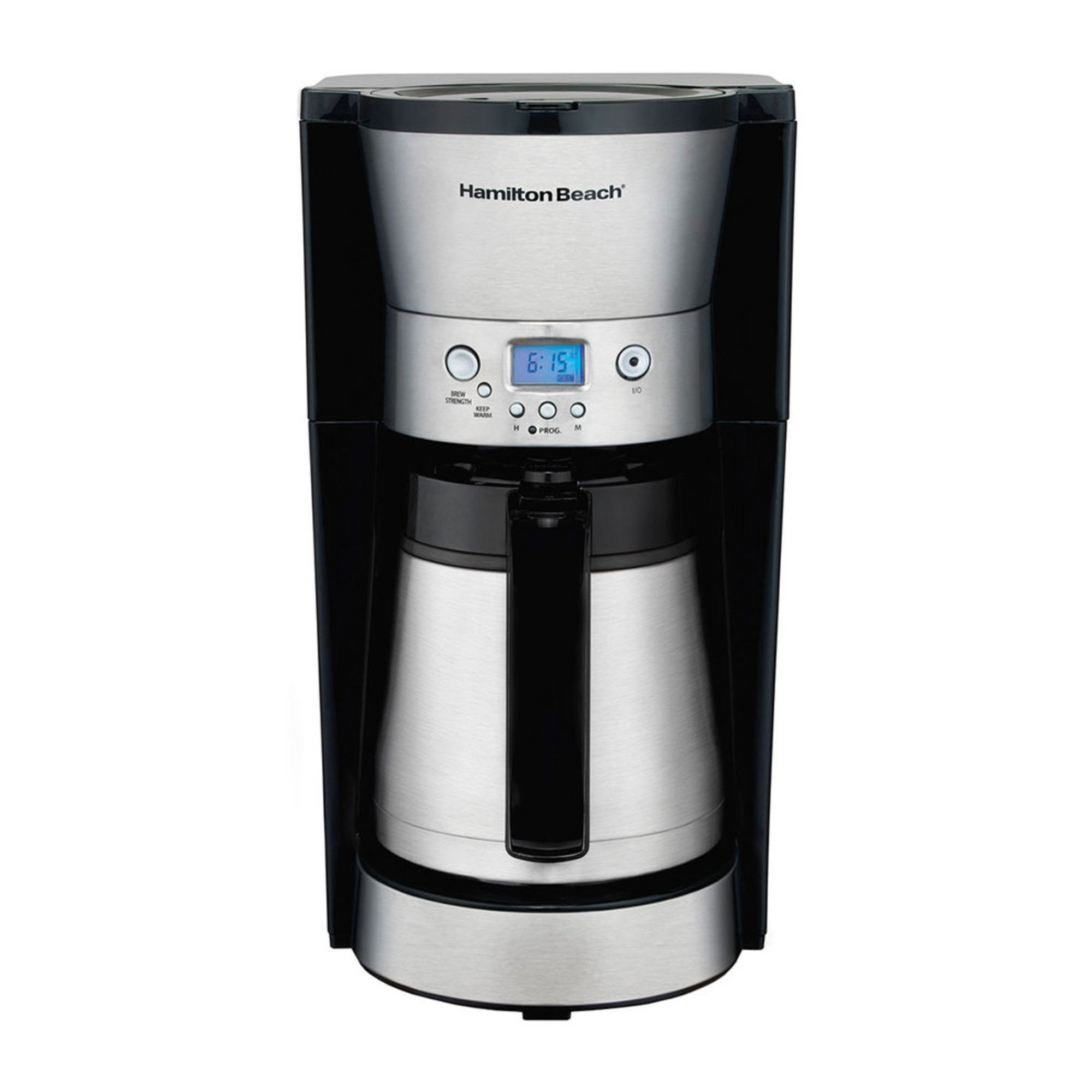 Programmable Thermal Coffee Maker Reviews : Hamilton Beach Programmable Thermal Coffee Maker (46897z) Coffee Makers For The Home - Shop ...