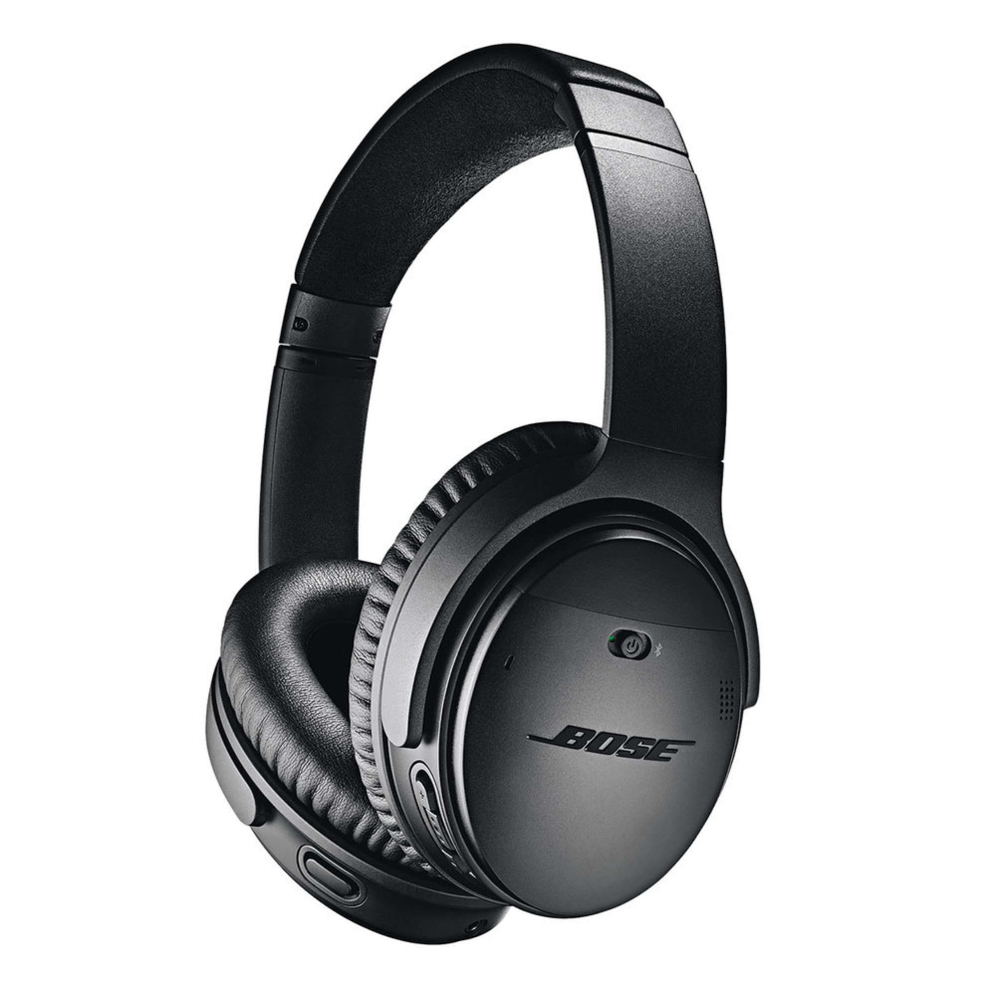 68b51b7c3b7 Bose Qc35 (series Ii) Wireless Headphones, Black | Over-ear ...