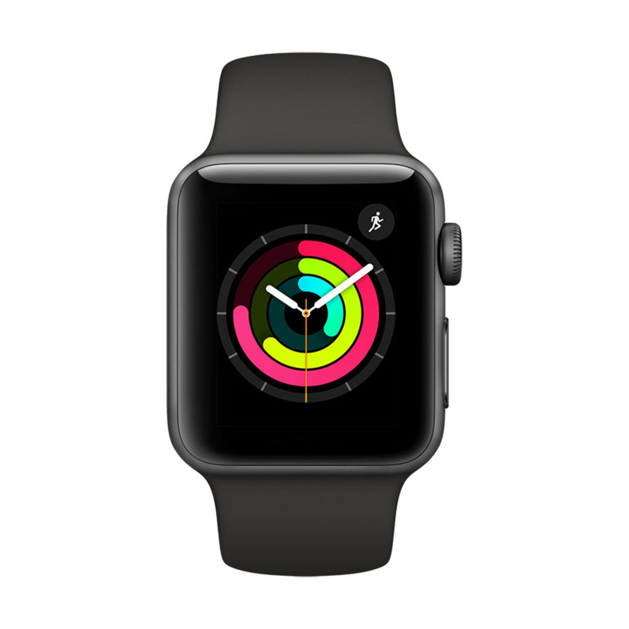 84e47e0e4ba Apple Watch Series 3 Gps Aluminum Case With Sport Band Applecare+ ...